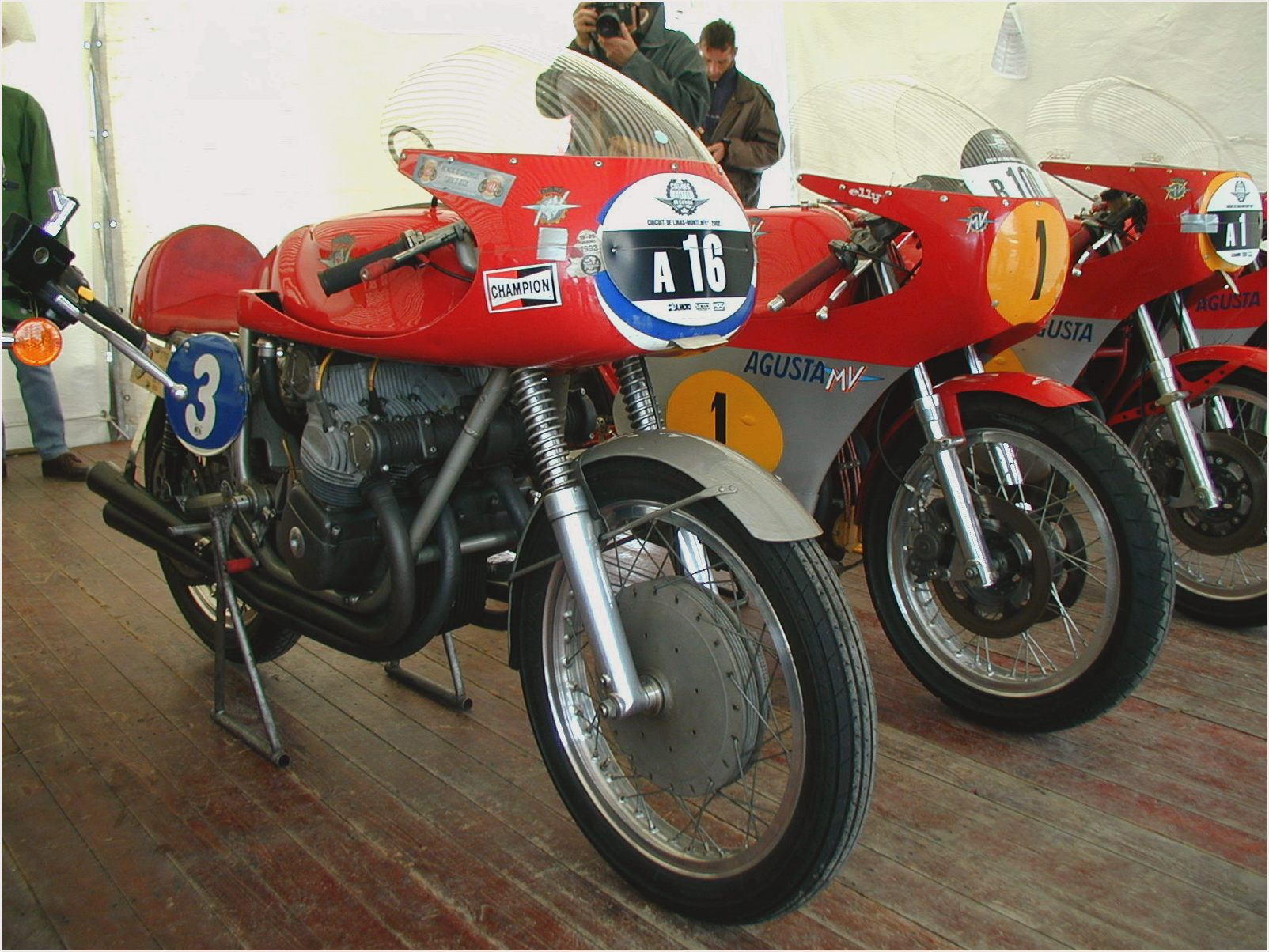 MV Agusta 1100 Grand Prix 1979 wallpapers #145927