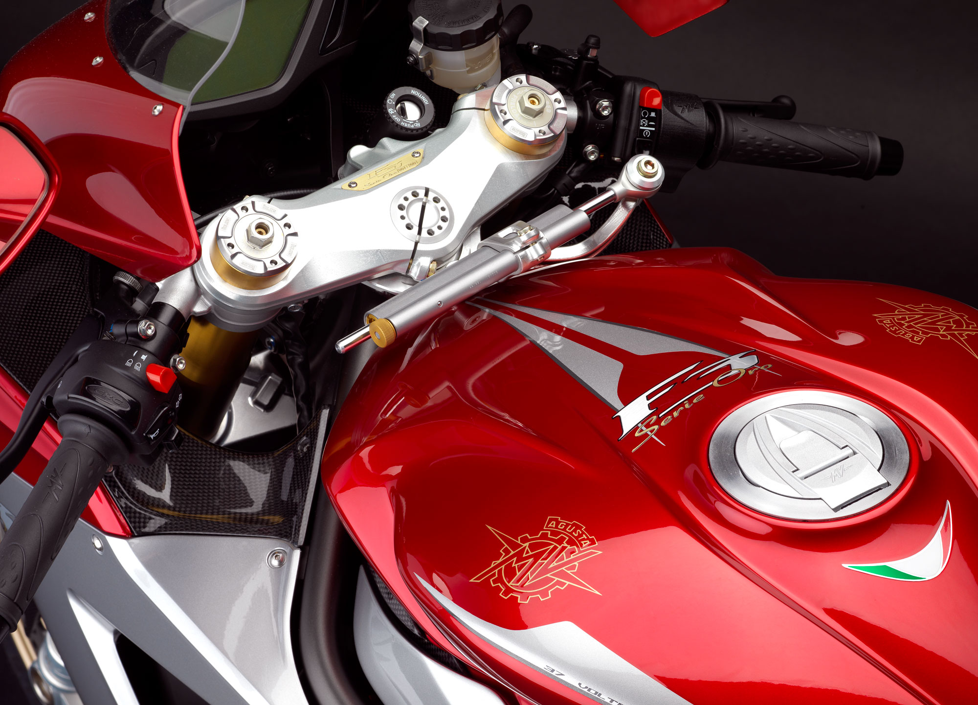MV Agusta F3 Serie Oro 2012 images #114365