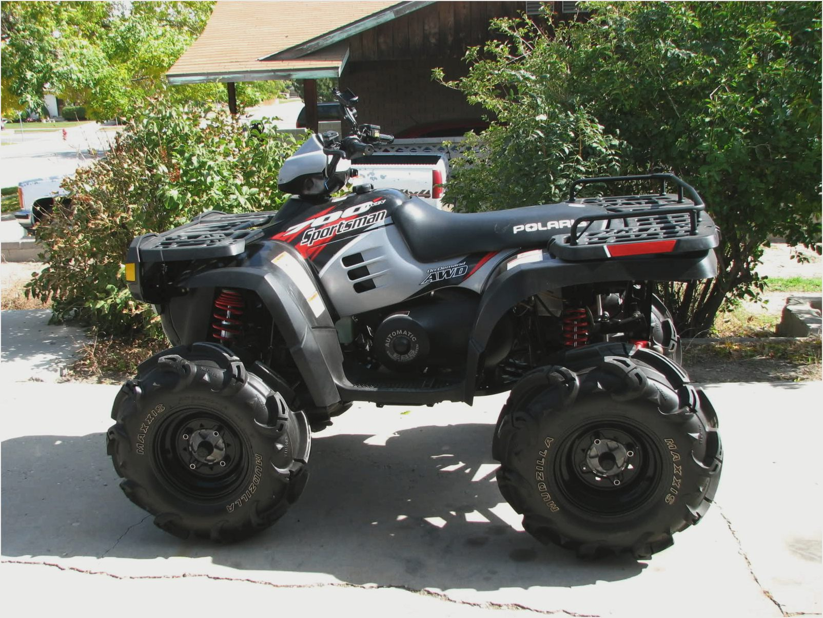 Polaris Sportsman 600 wallpapers #140967