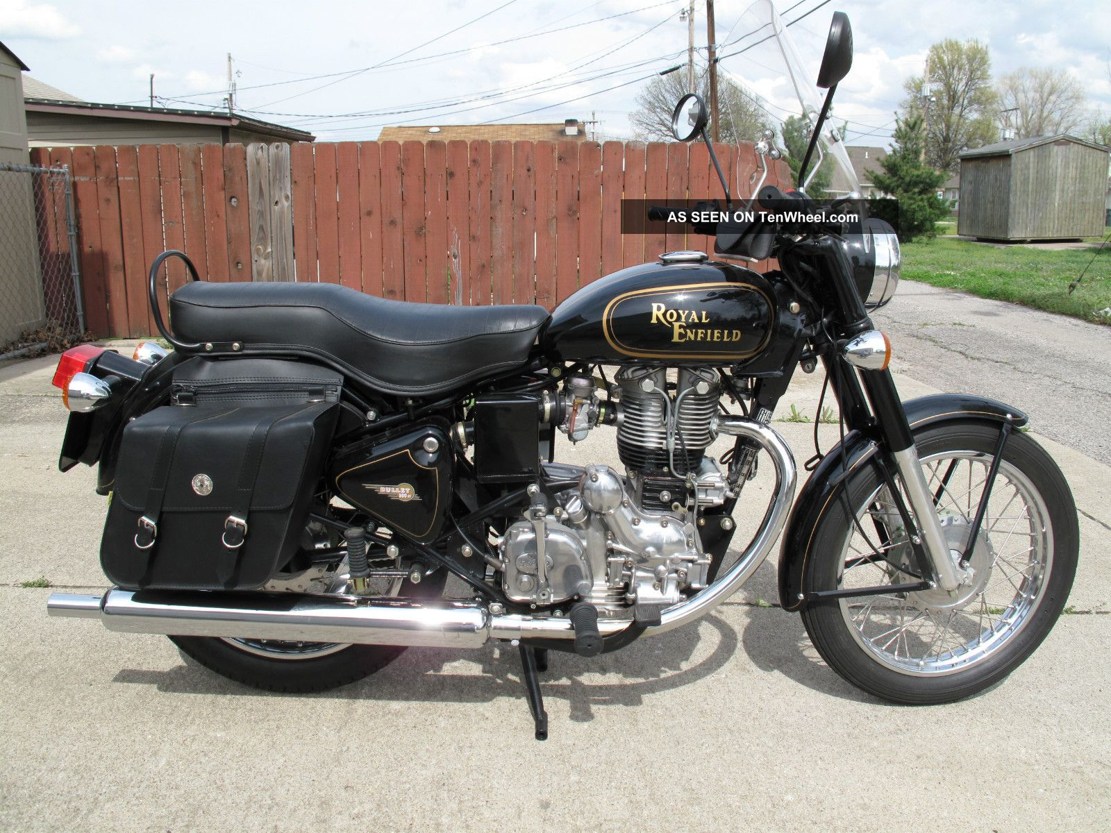 Royal Enfield Bullet 500 Classic images #127677