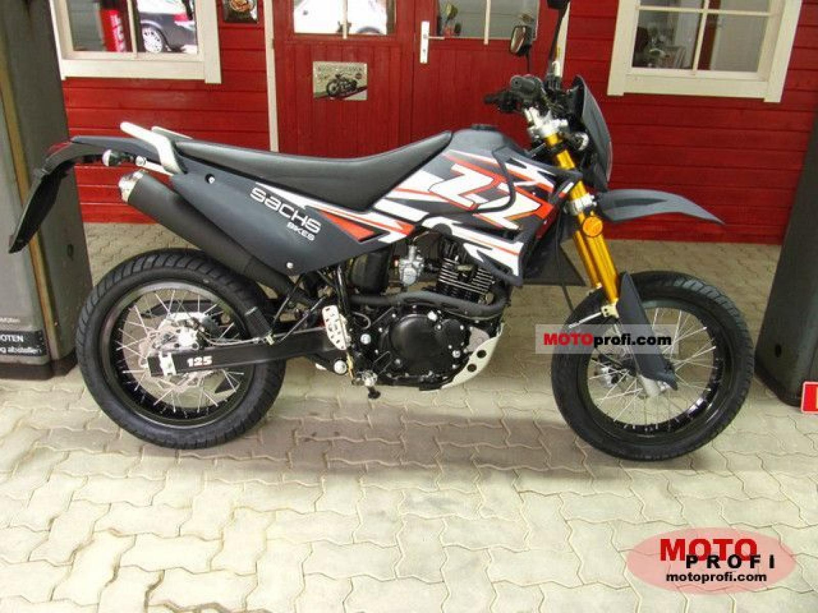 Sachs ZZ 125 2000 images #145433