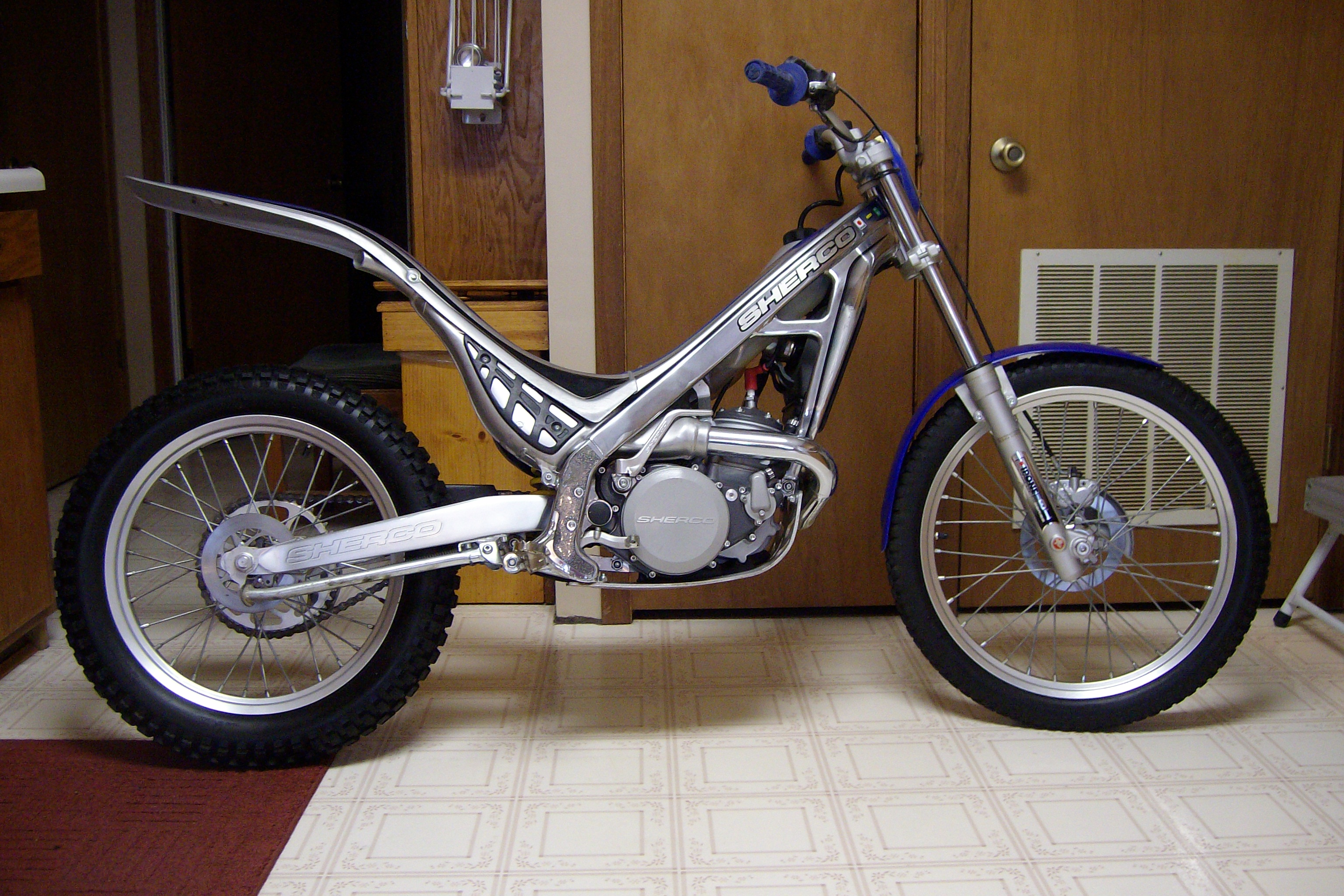 Sherco 2.0 Trial 2004 images #124535
