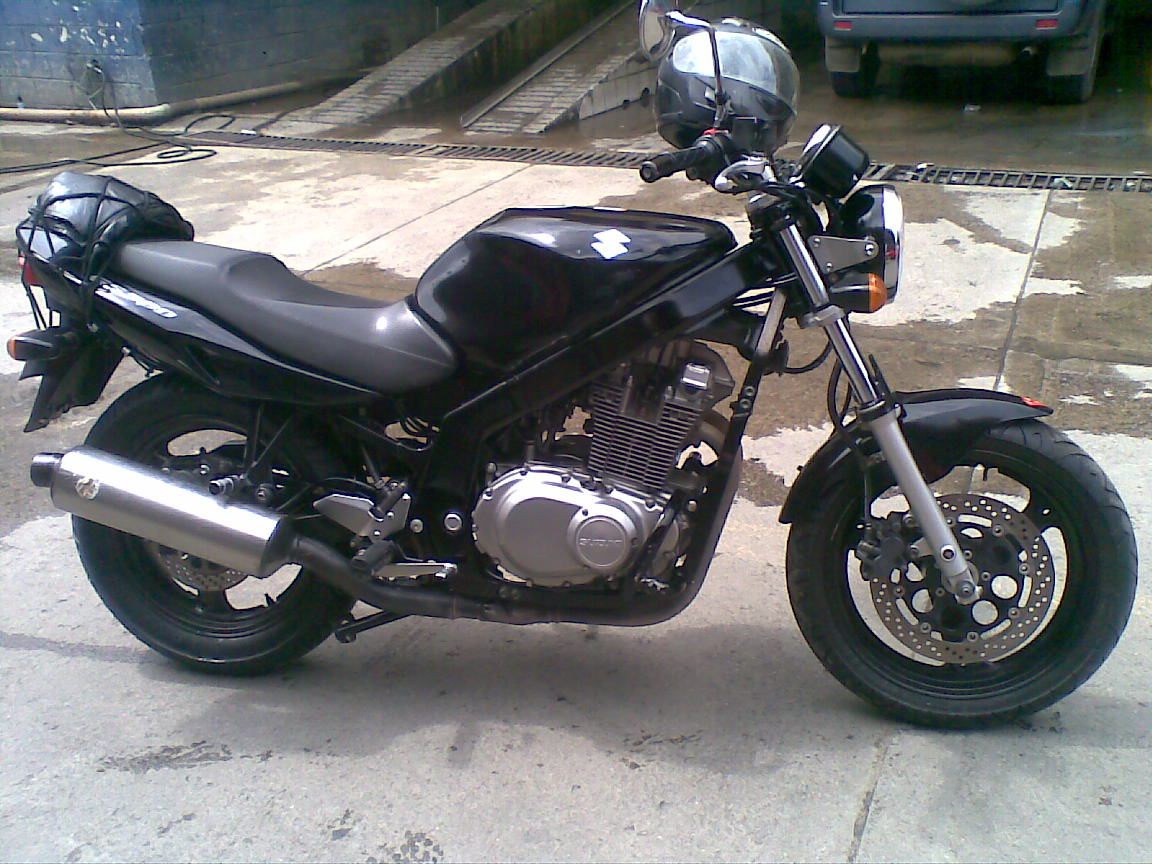 2006 suzuki gs 500 e pics specs and information. Black Bedroom Furniture Sets. Home Design Ideas