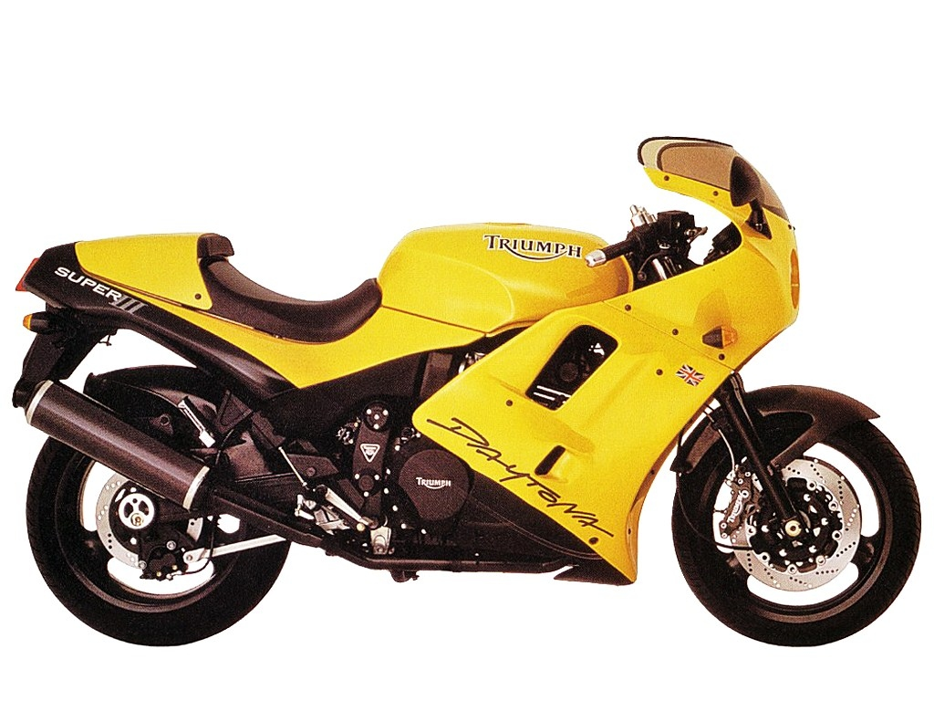 Triumph Daytona Super III 1994 wallpapers #130456