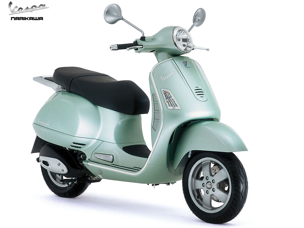 Vespa Granturismo 200 L 2005 wallpapers #146918