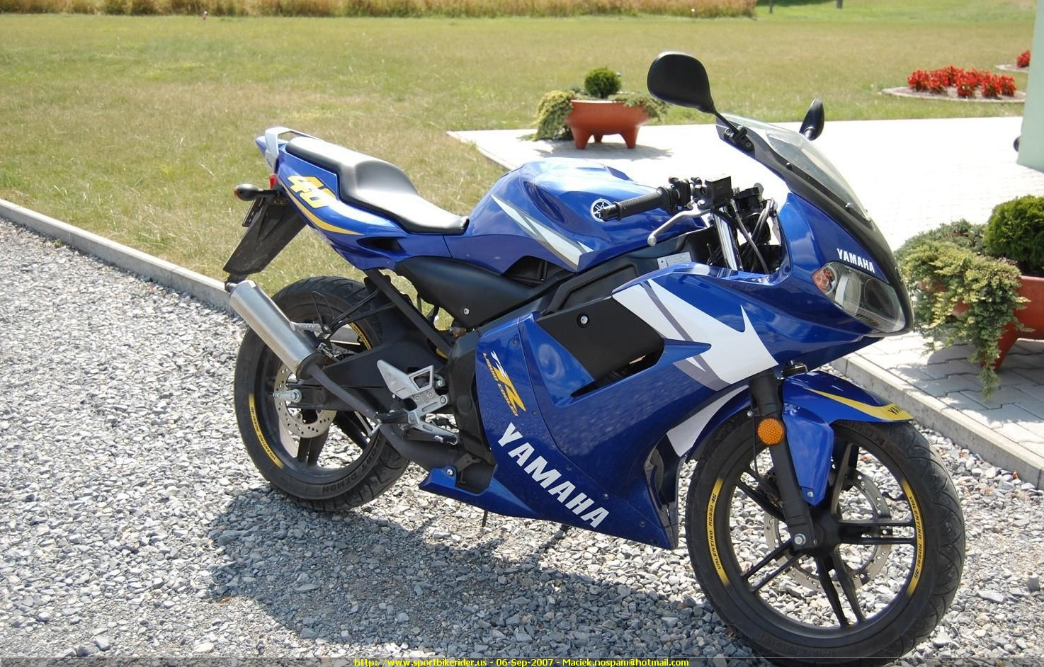 2006 yamaha tzr 50 pics specs and information. Black Bedroom Furniture Sets. Home Design Ideas