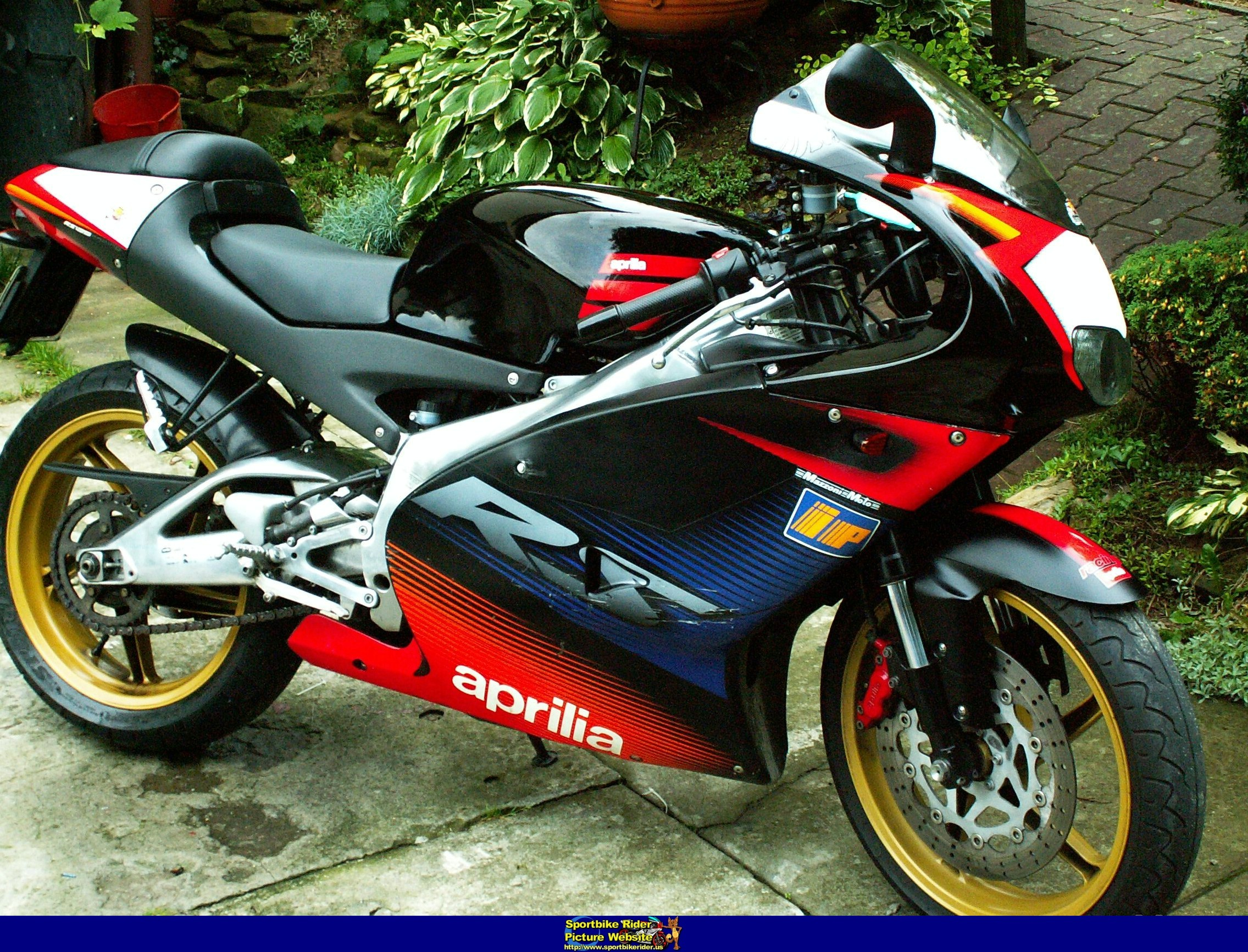 Aprilia RS 125 2003 wallpapers #904