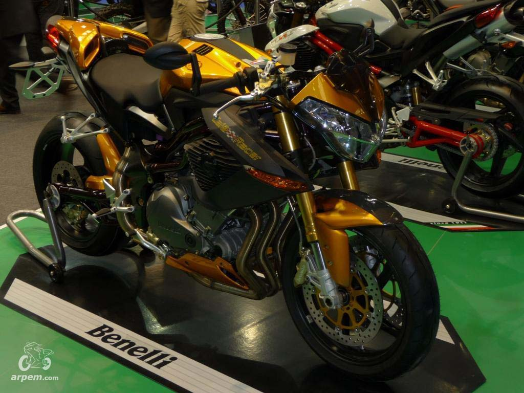 Benelli TnT Cafe Racer 2008 pics #1494