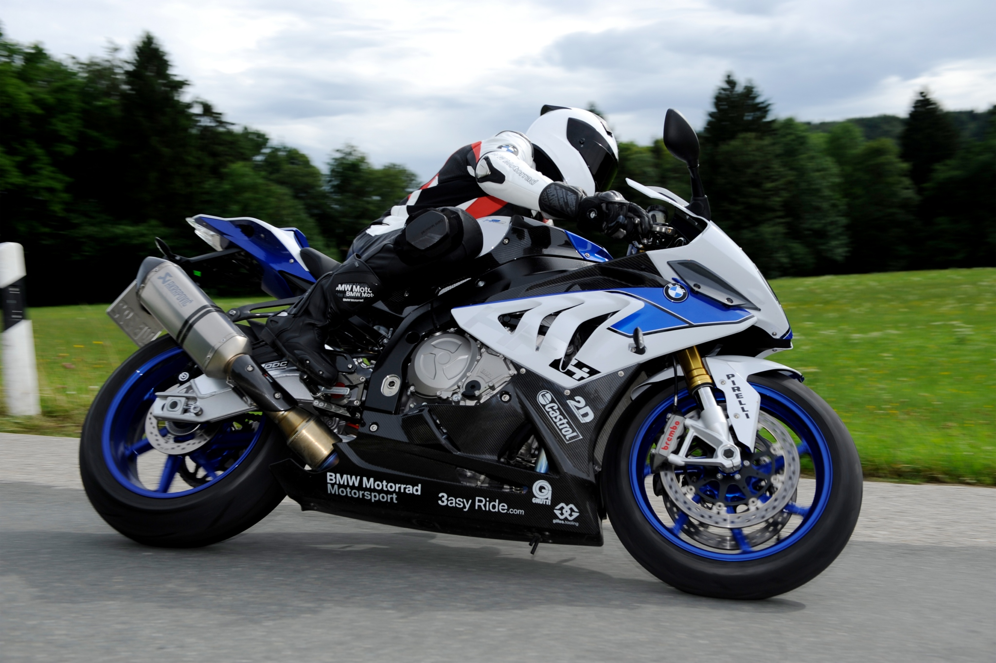 BMW HP4 images #9430