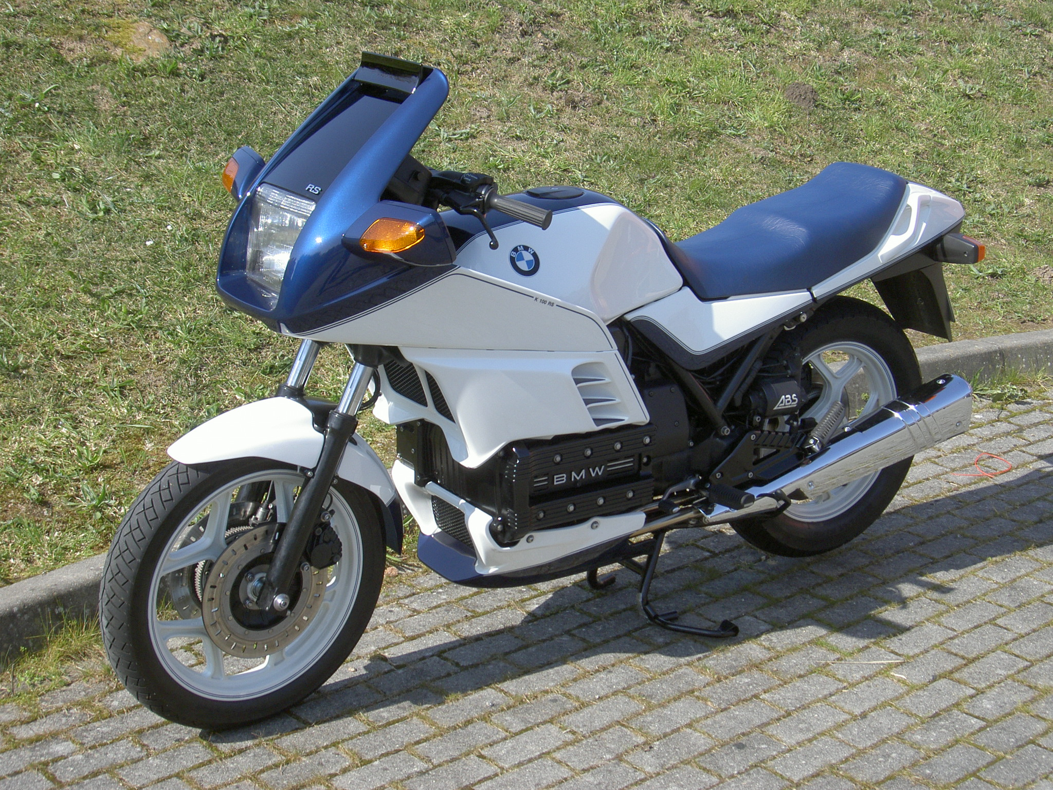 BMW K100RT images #77640