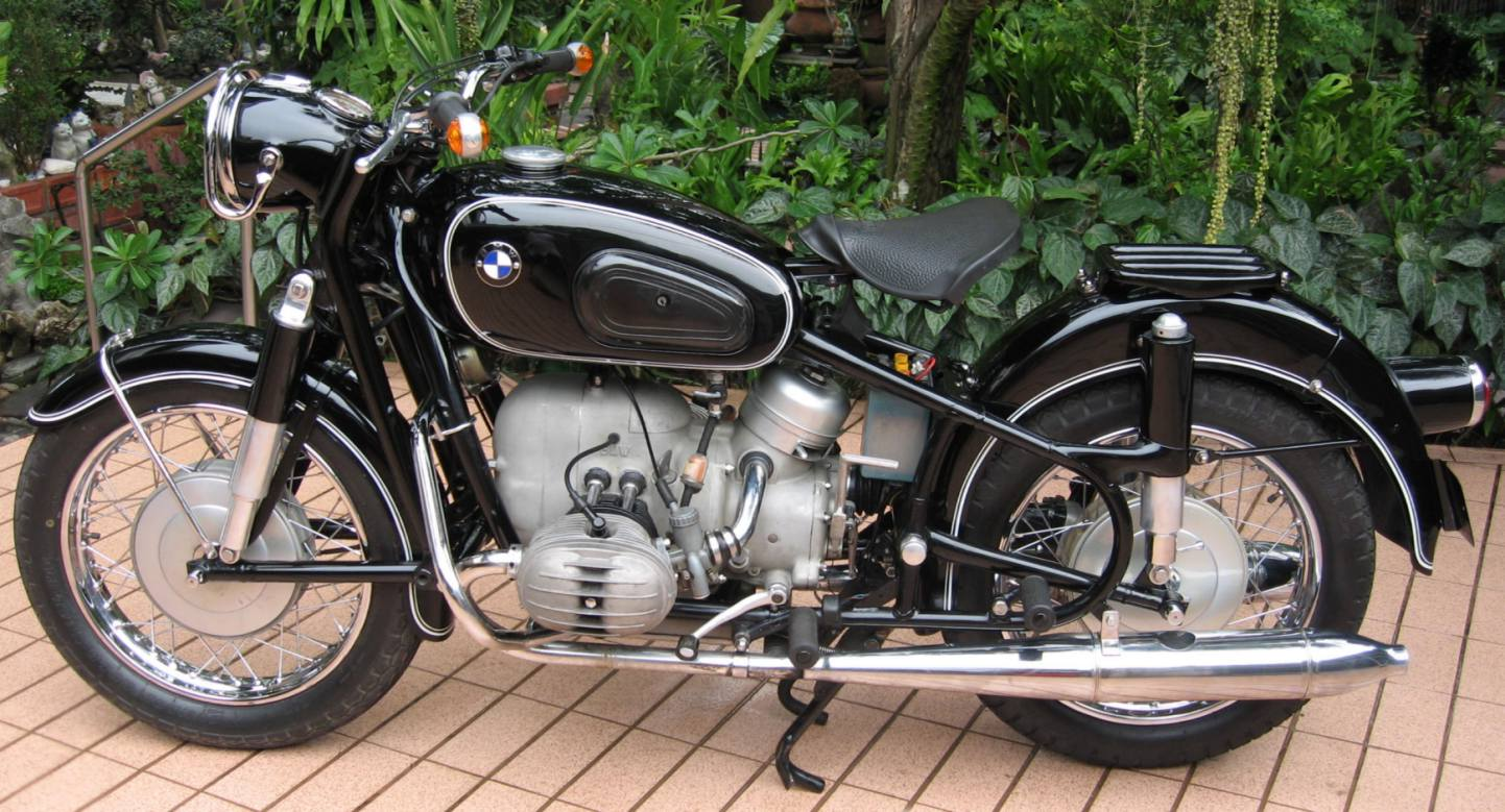 BMW R60/2 1965 wallpapers #144041