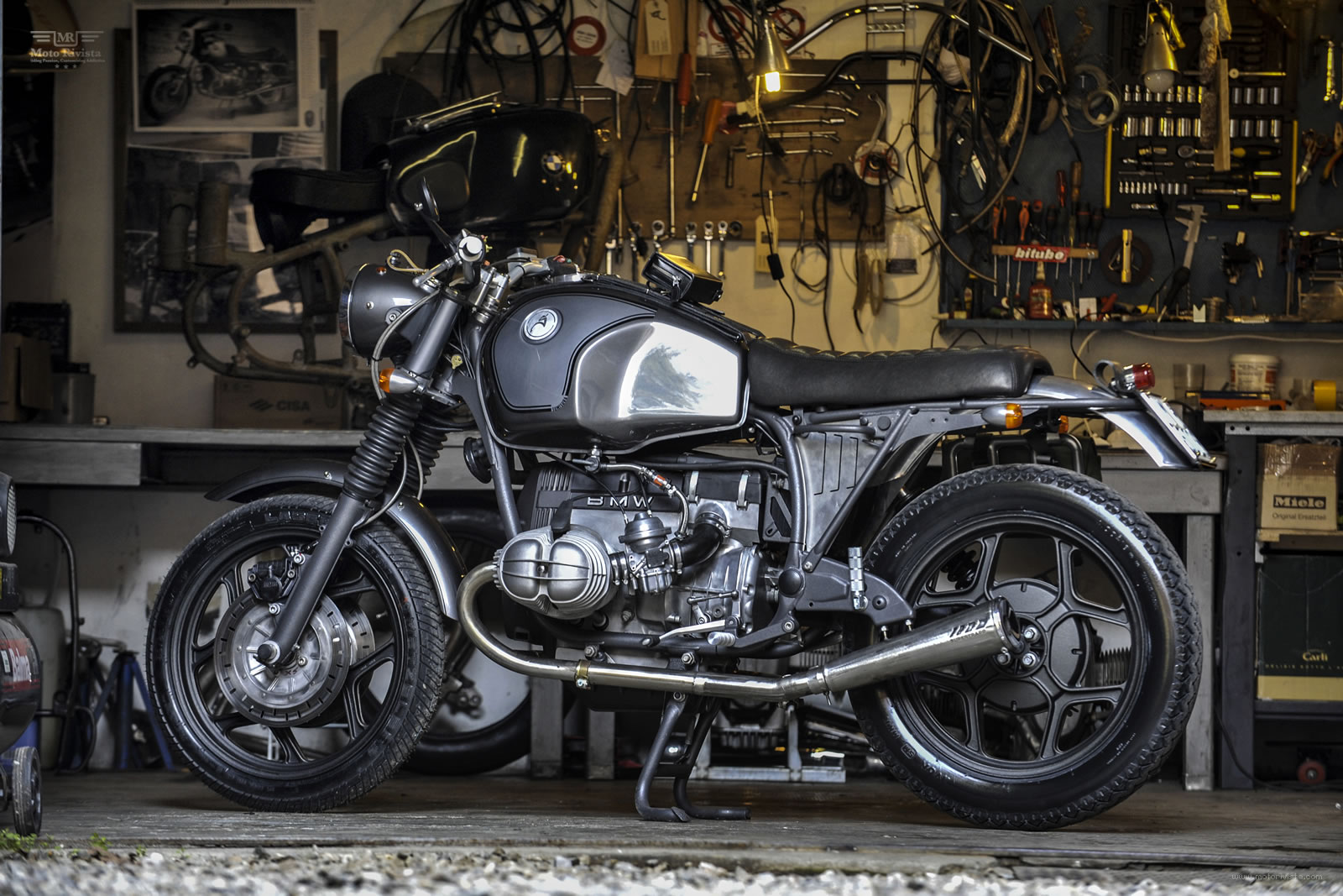 BMW R80RT Mono images #149393