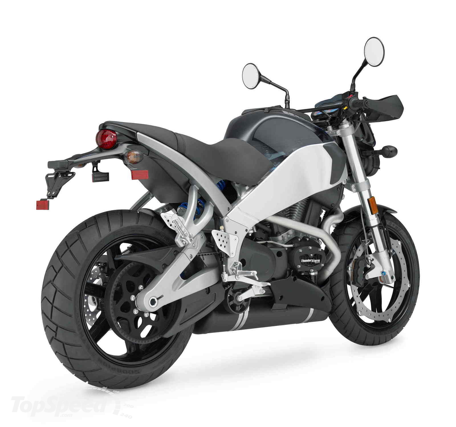 Buell Lightning CityX XB9SX 2010 images #66376