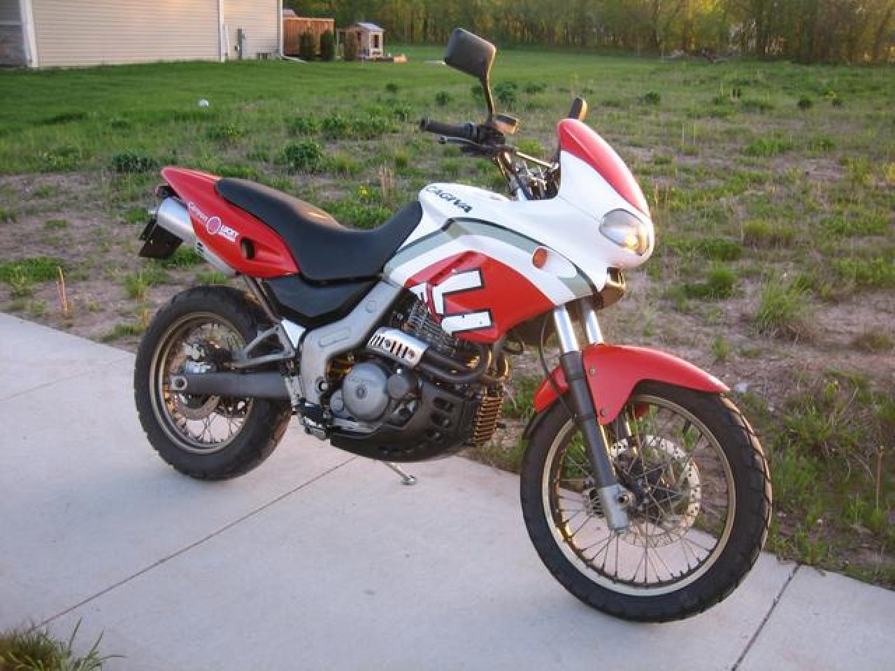 Cagiva Canyon 500 images #69829