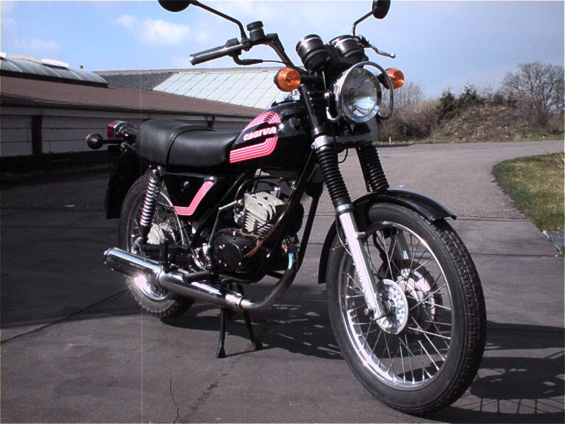 Cagiva SST 350 1980 images #66576