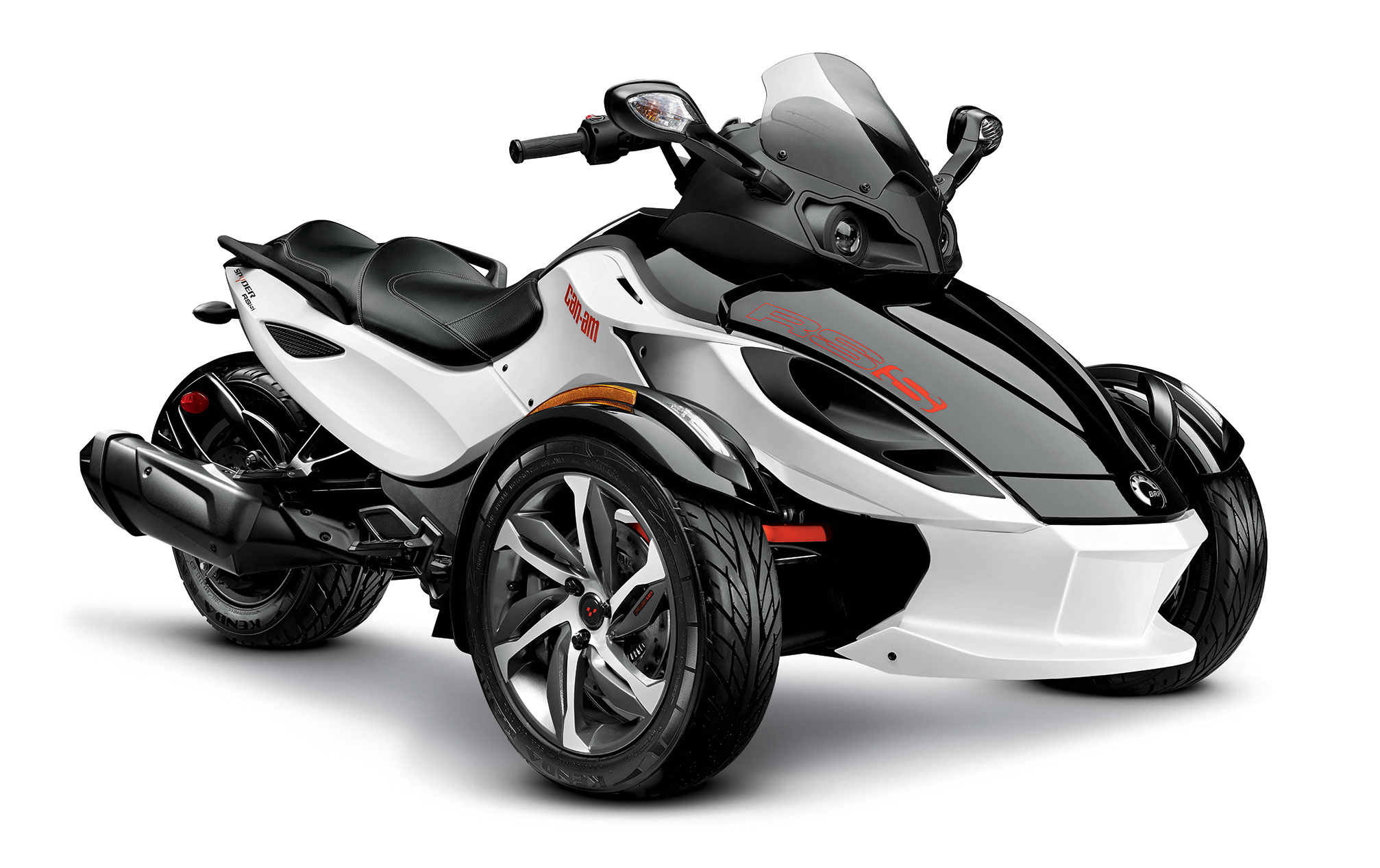 Can-Am Spyder RS-S 2011 images #94402