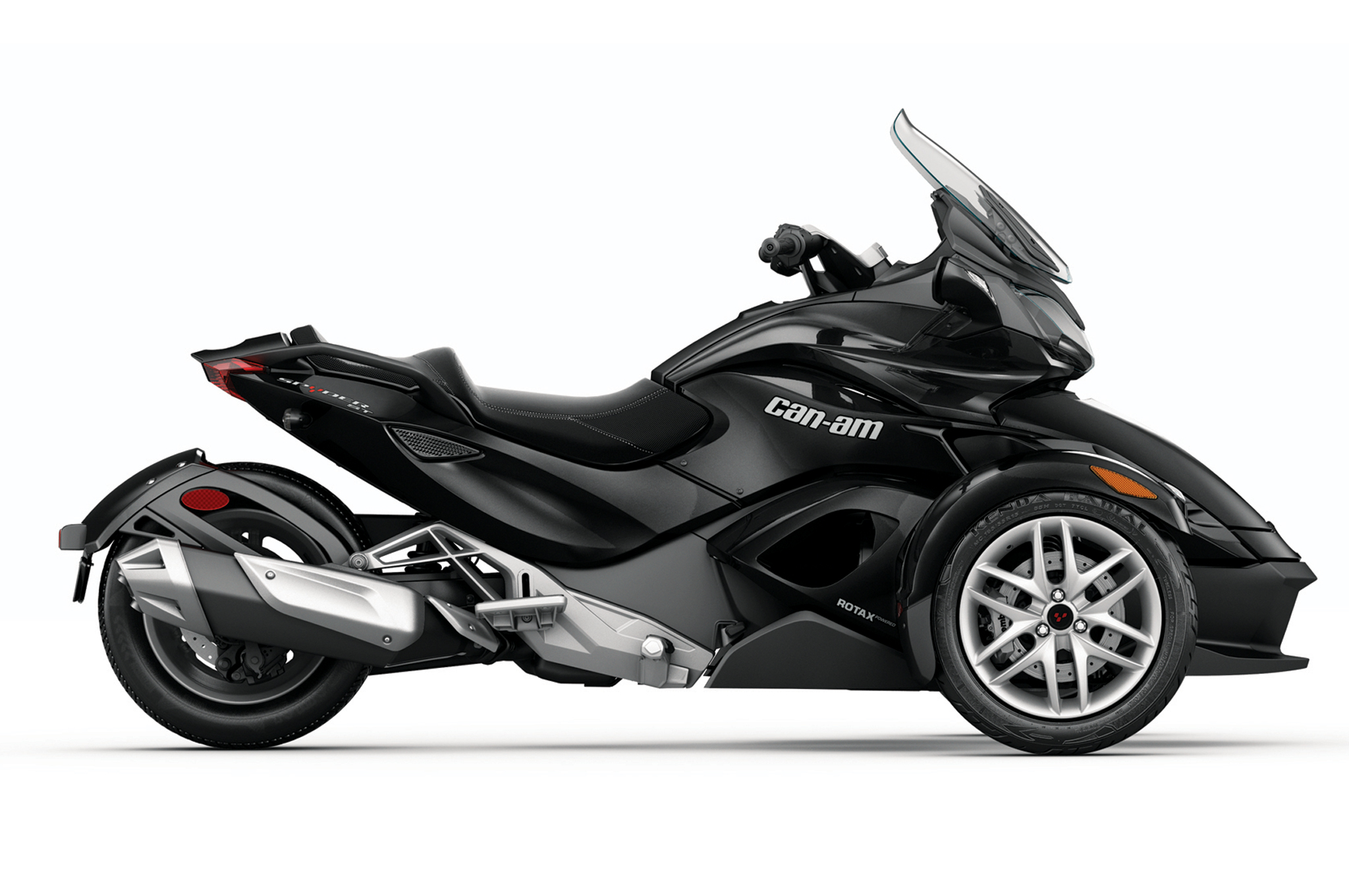 Can-Am Spyder ST 2014 images #68543