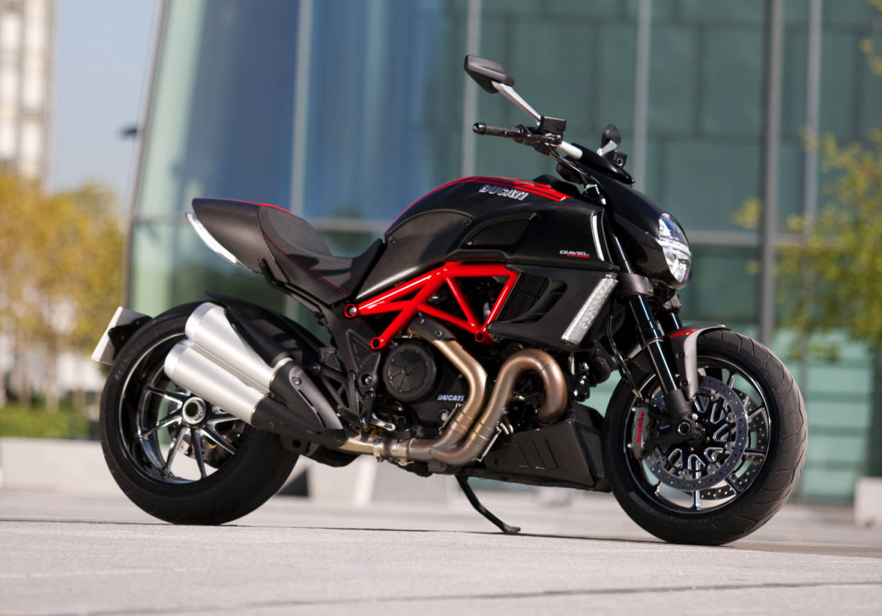 Ducati Diavel 2011 wallpapers #12613