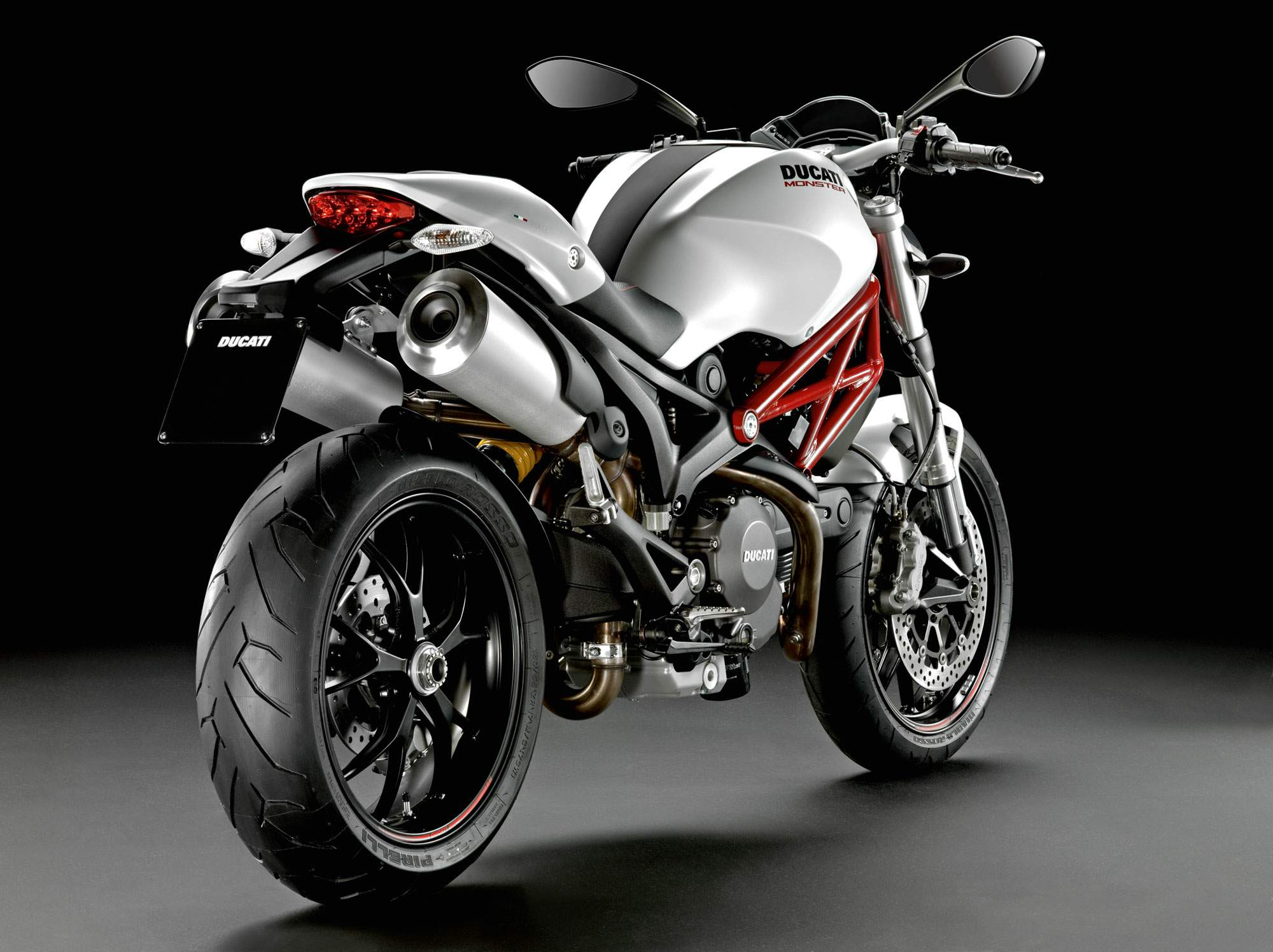 Ducati Monster 659 2013 wallpapers #13209