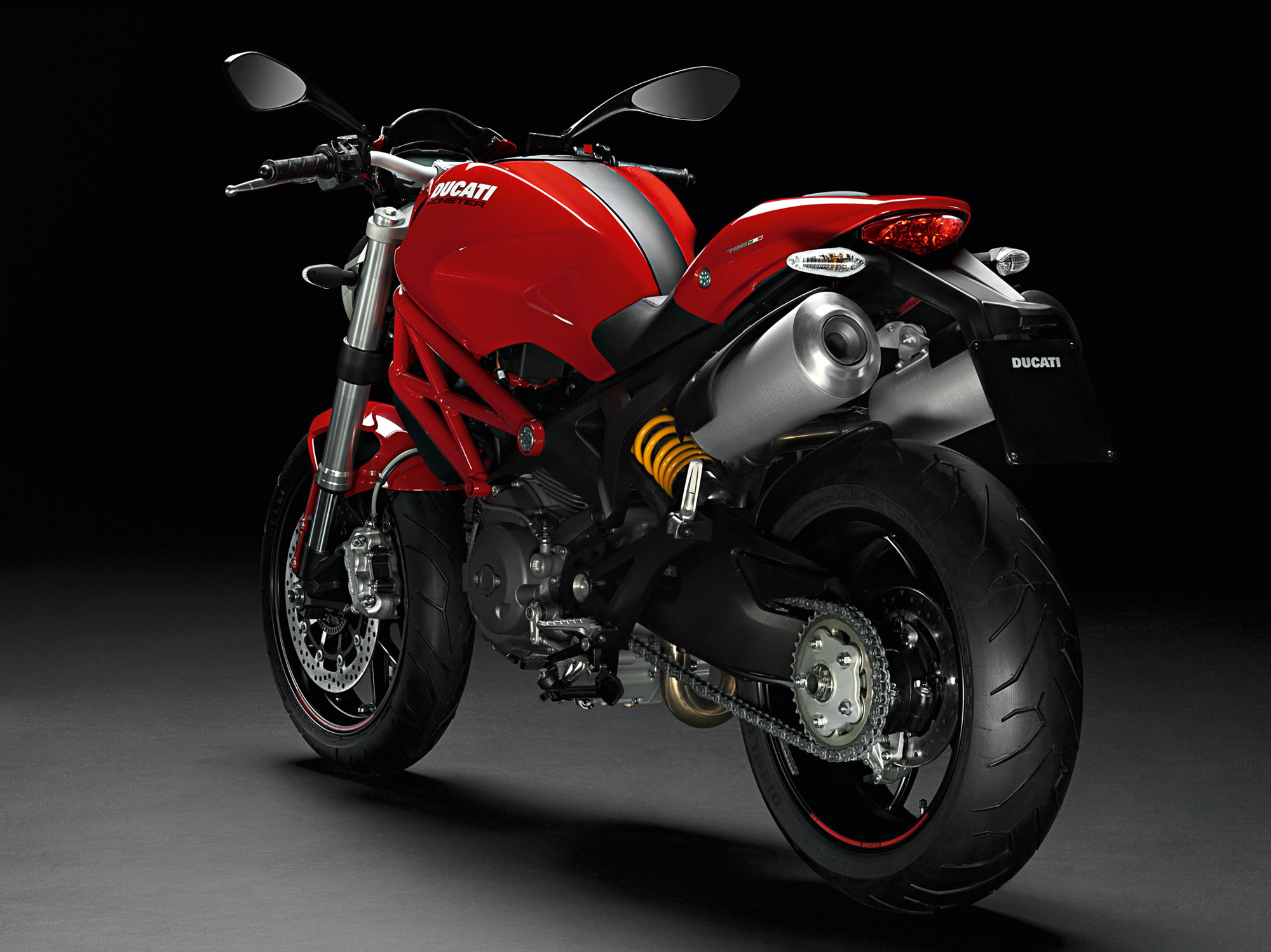 Ducati Monster 796 ABS 2015 wallpapers #13109