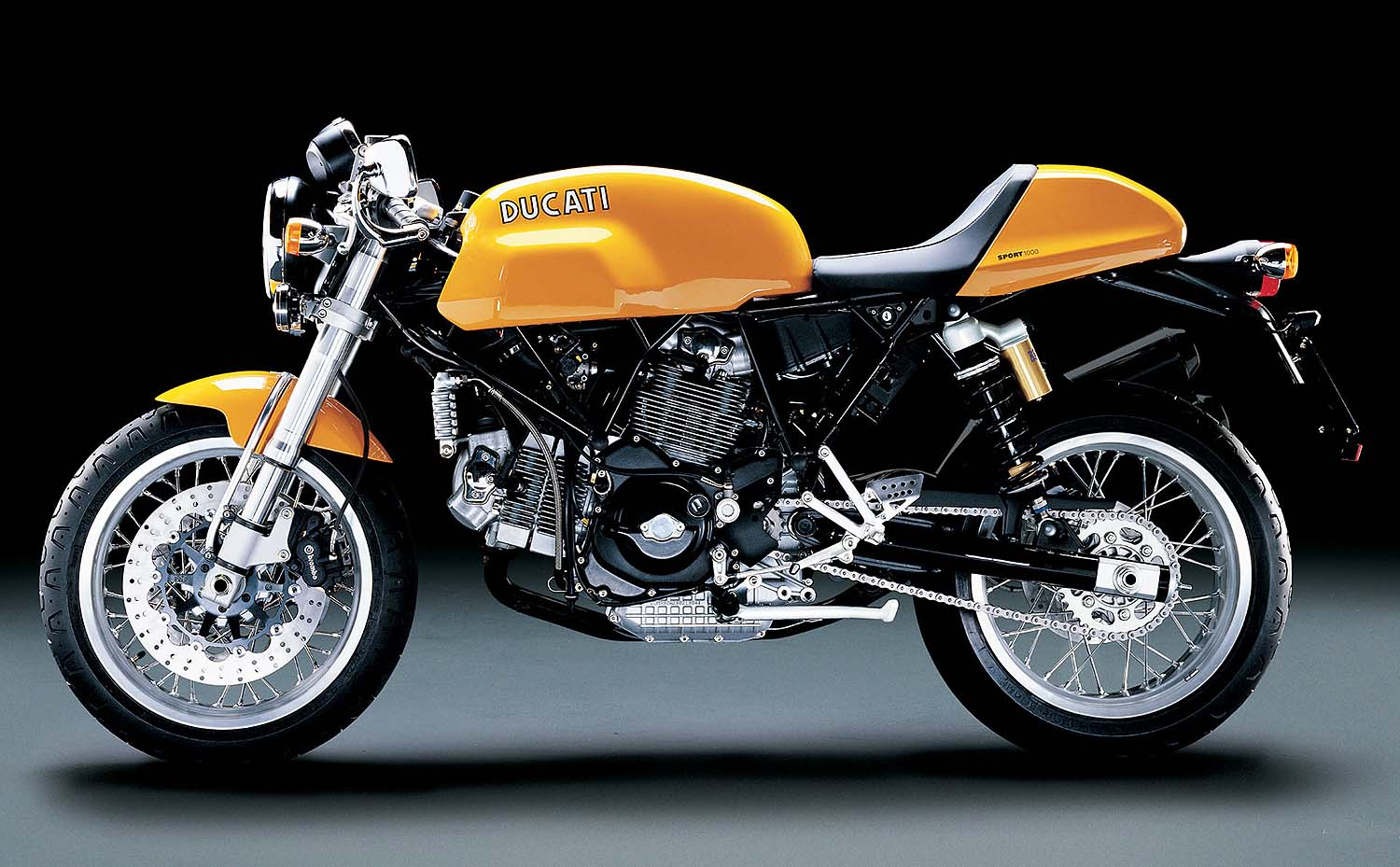 Ducati SportClassic Sport 1000 2006 wallpapers #11917