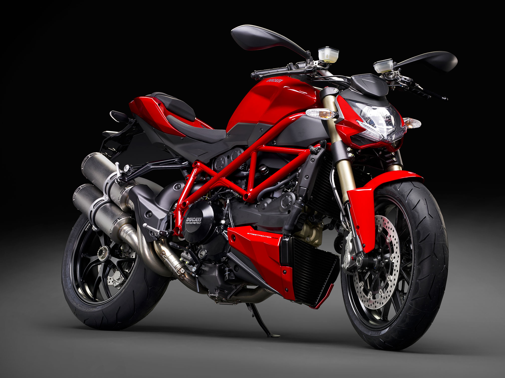 Superb Ducati Streetfighter 848 2015 Wallpapers #13408 .