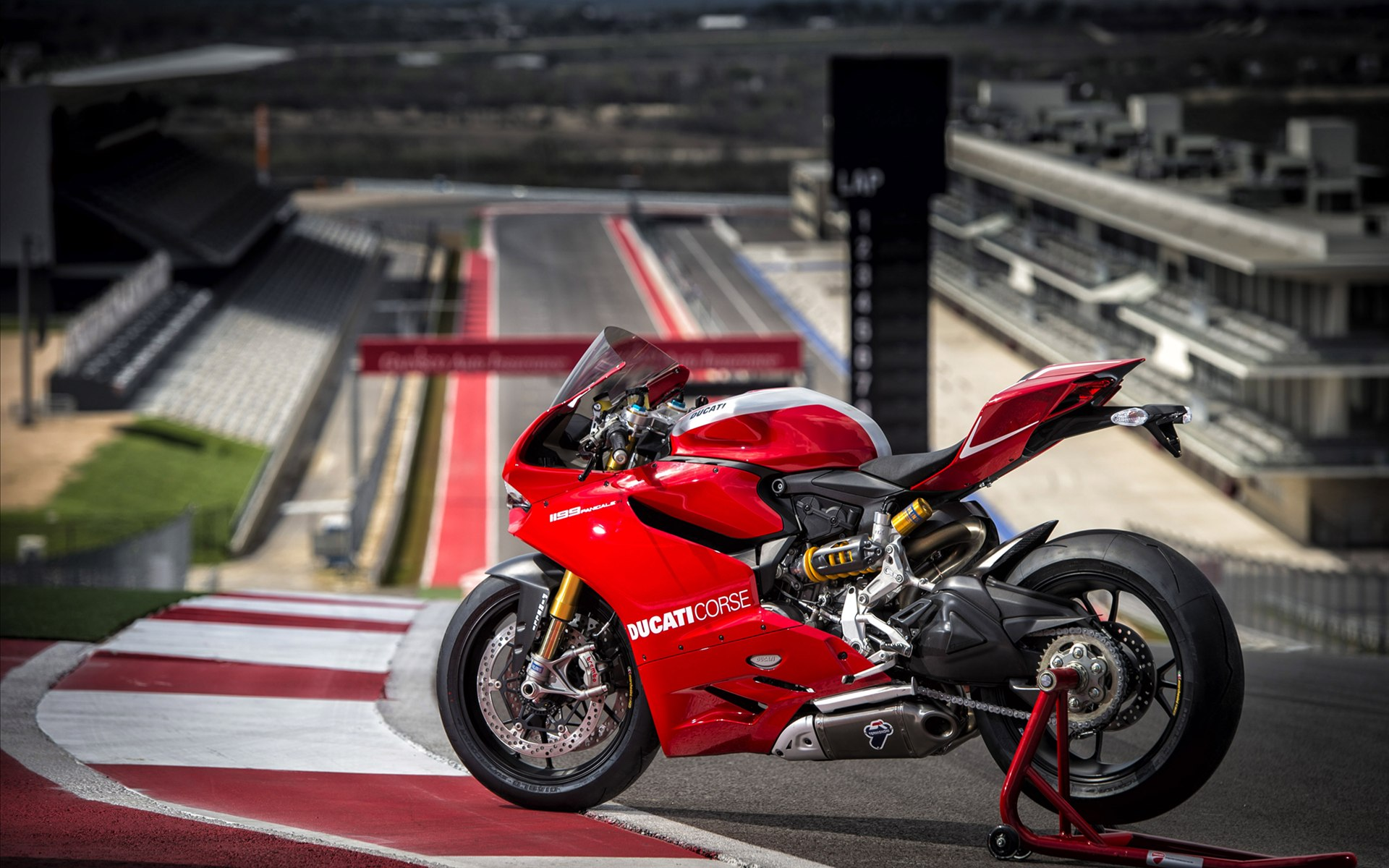 Ducati Superbike 1199 Panigale R 2015 wallpapers #175571