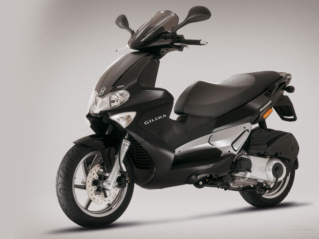 Gilera Runner 125 Black Soul 2015 images #74480