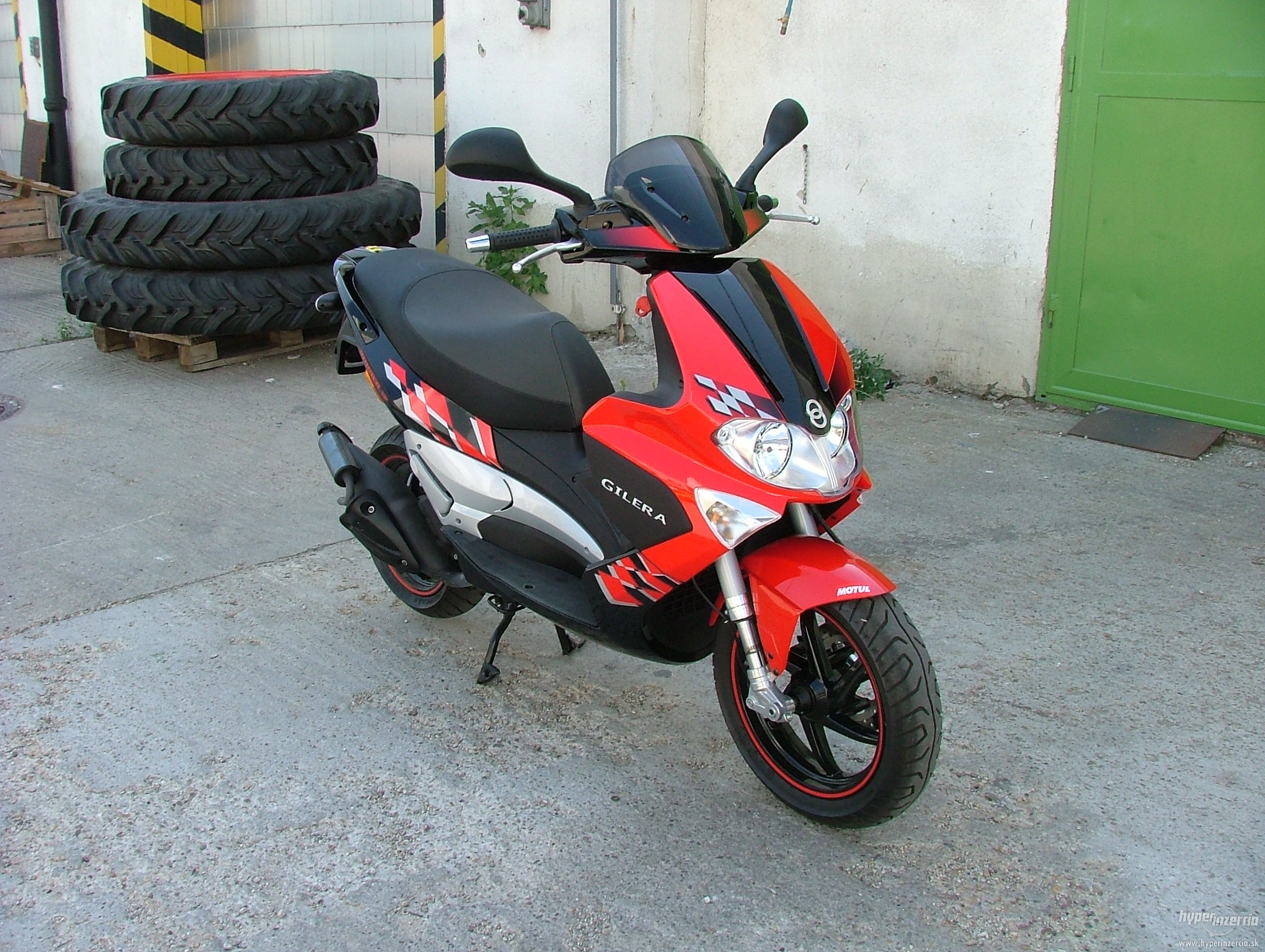 Gilera Runner SP 50 2011 images #156135