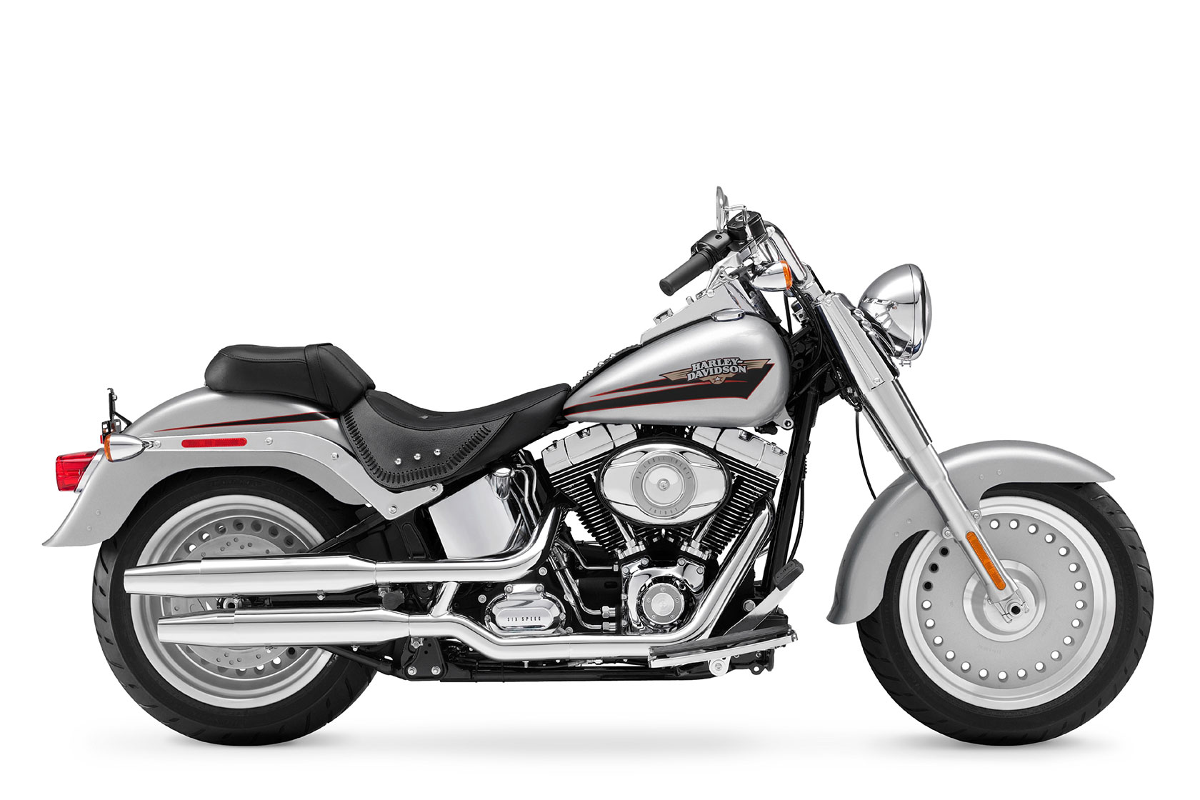 Harley-Davidson FLSTF Fat Boy 2009 images #80420