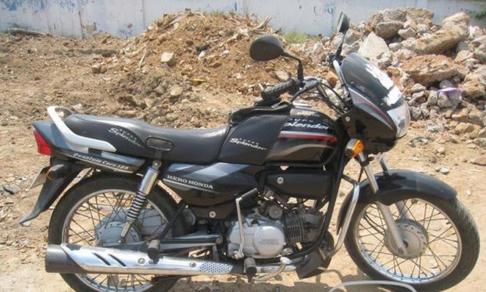 Hero Honda Splendor 2007 images #95891