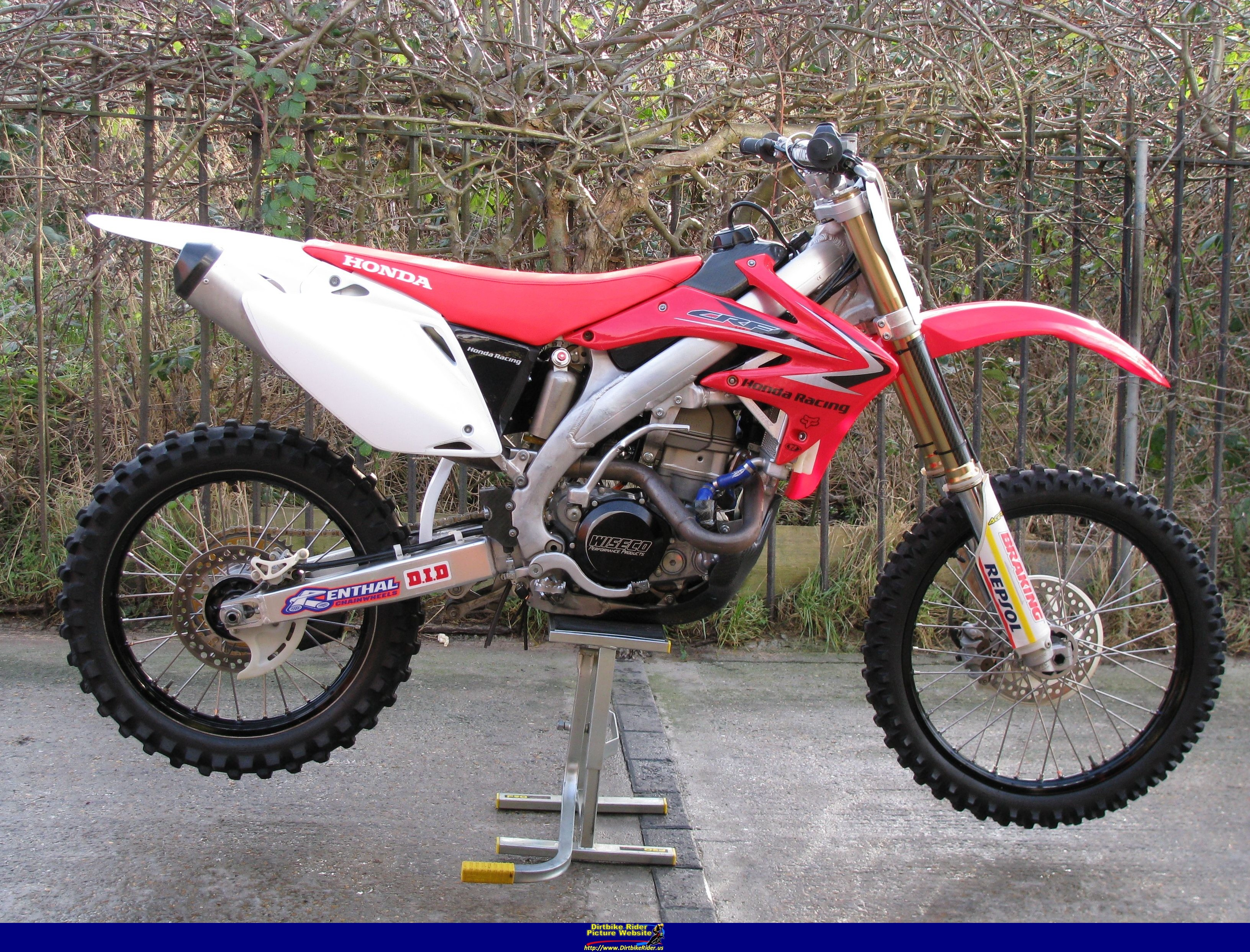 Honda CRF 450 R wallpapers #134125