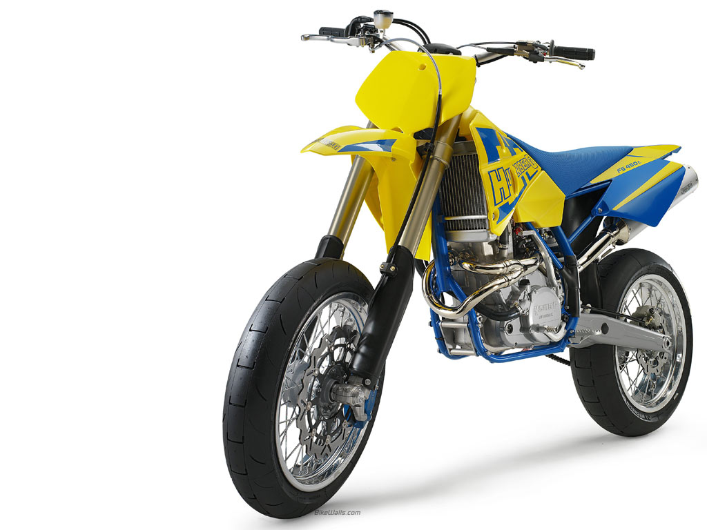 Husaberg FS 450 E 2006 wallpapers #144638
