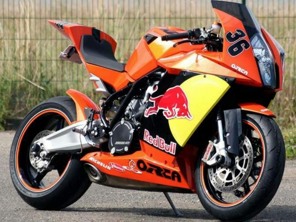 KTM 1190 RC8 R Red Bull Limited Edition 2010 images #86765