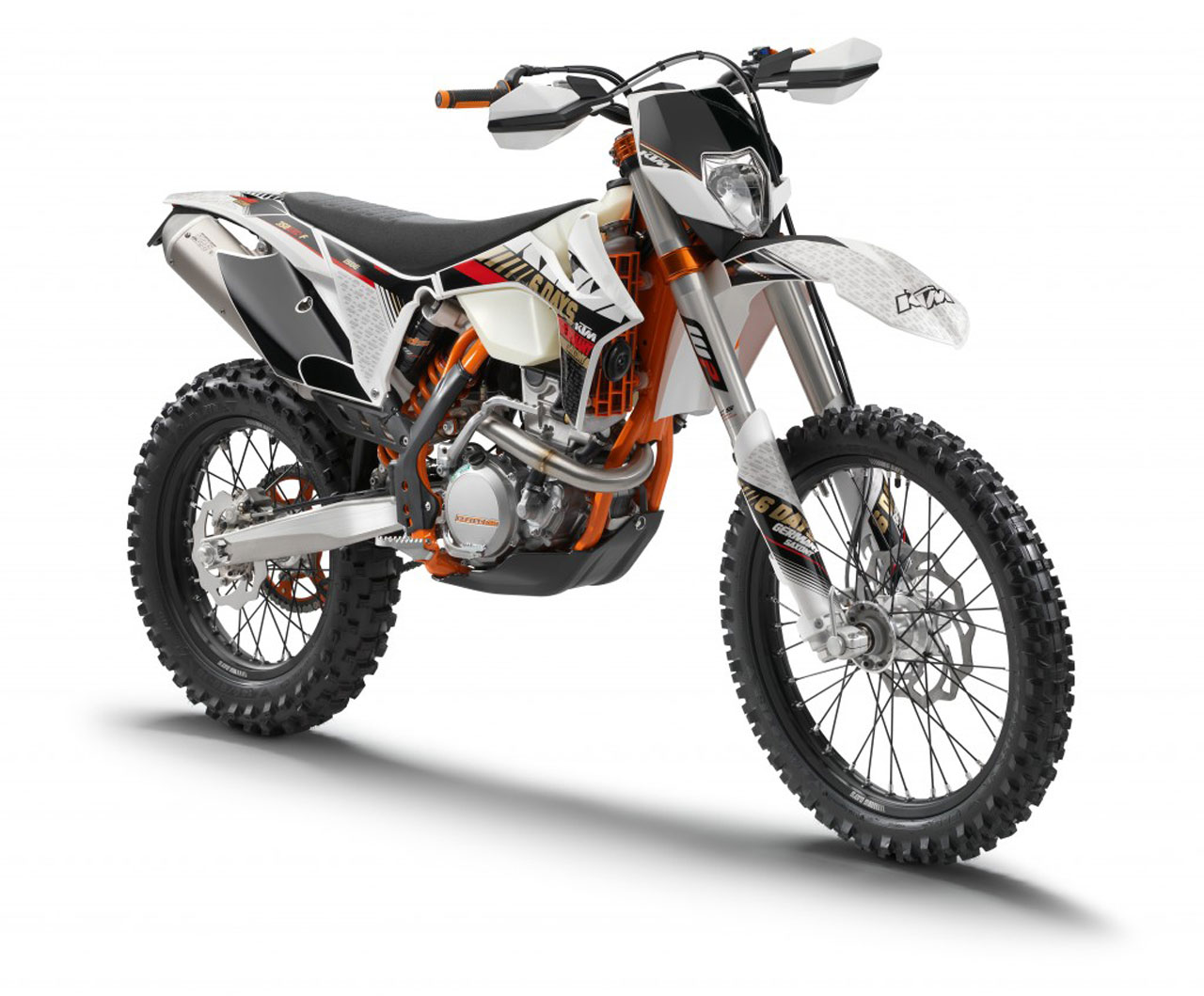 KTM 250 EXC-F SixDays 2011 wallpapers #161296