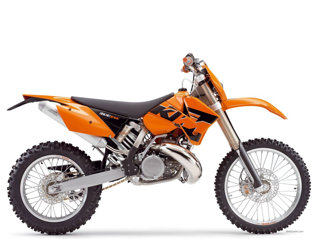 KTM 300 MXC 2002 images #85470
