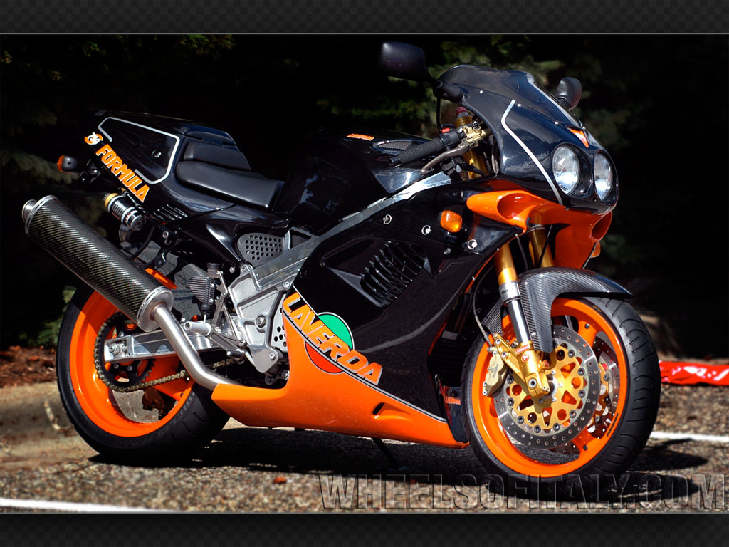 Laverda 750 S Formula wallpapers #144338
