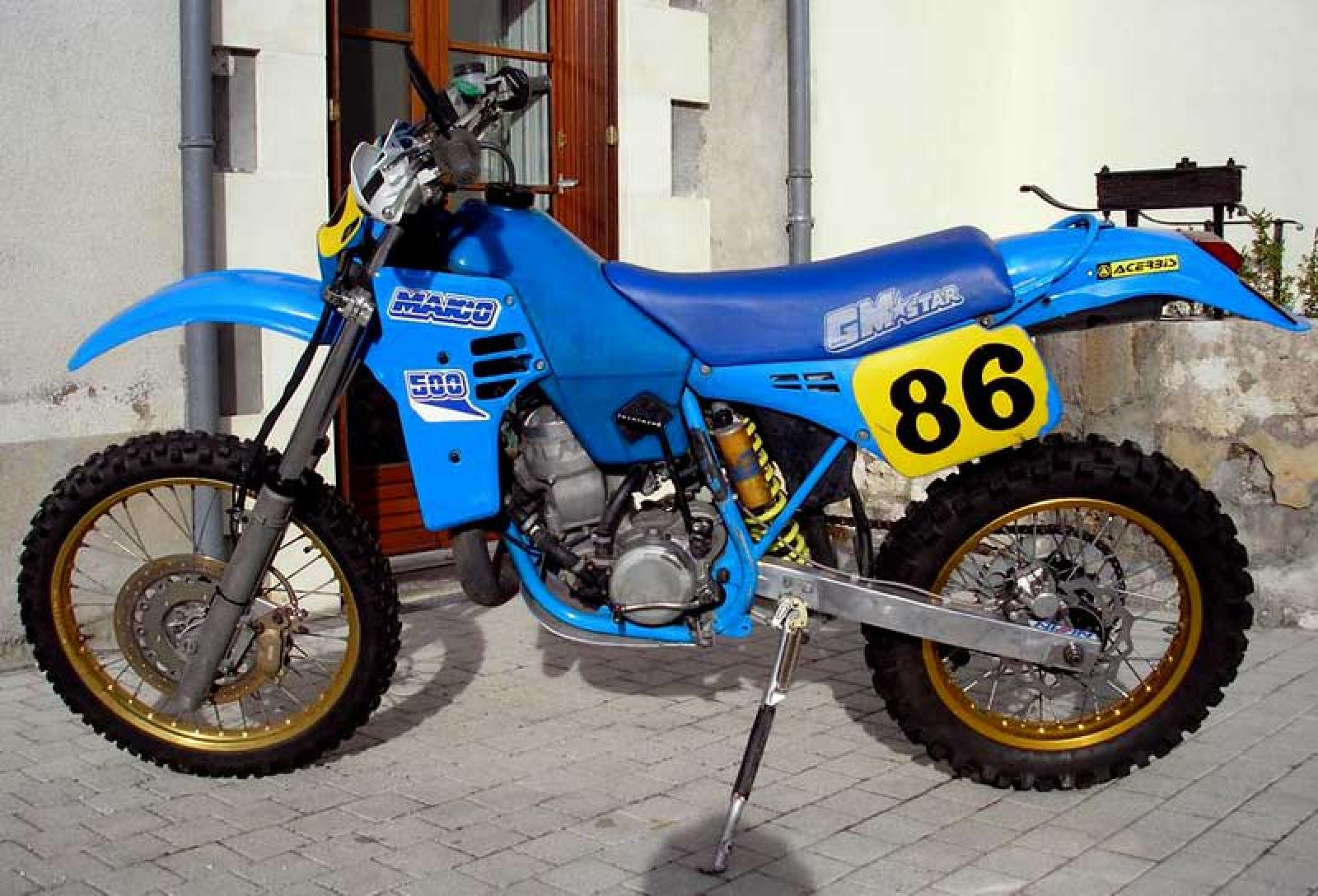 Maico GME 250 1985 images #102232