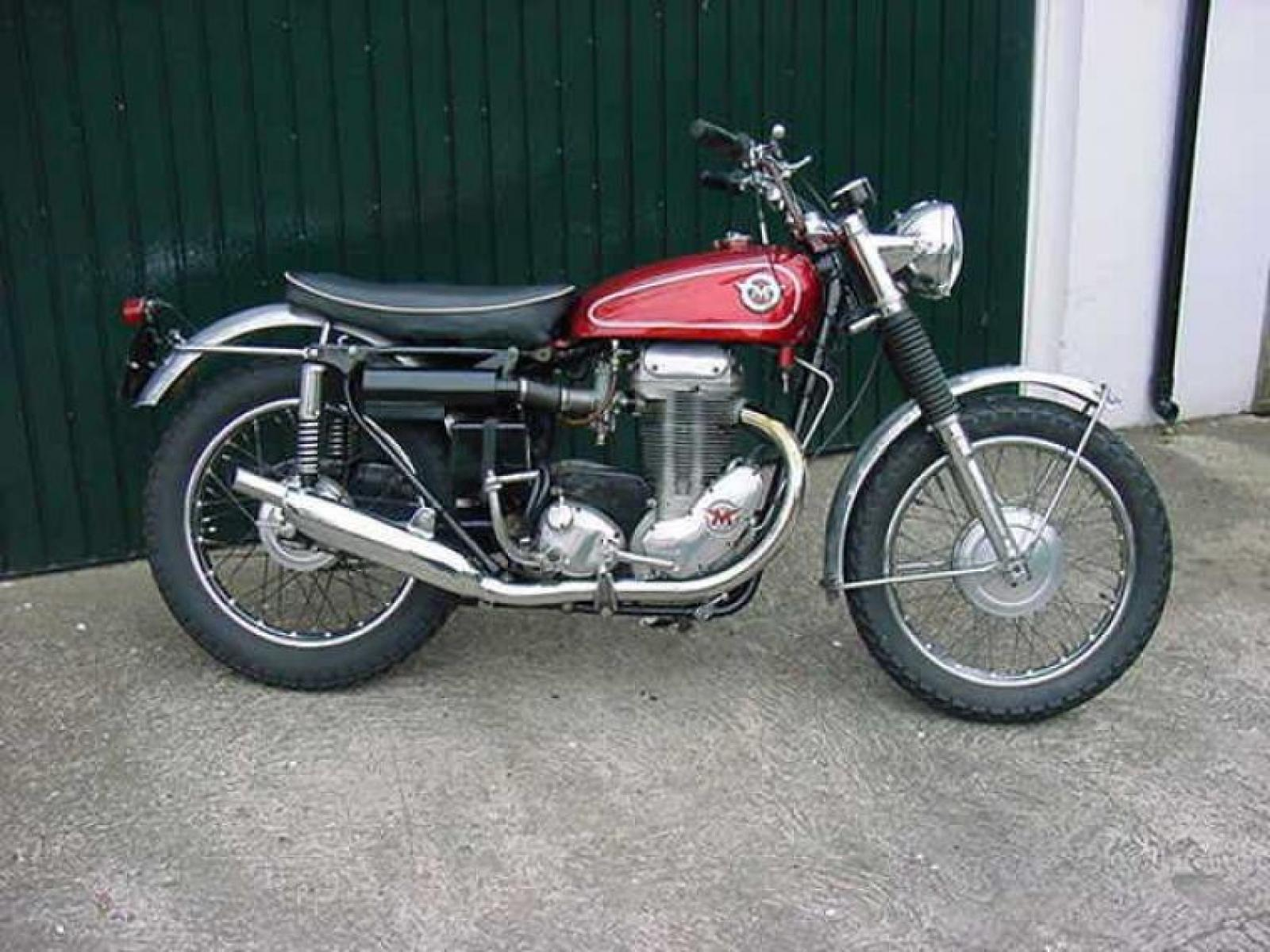 Matchless G 80 E 1989 images #104100