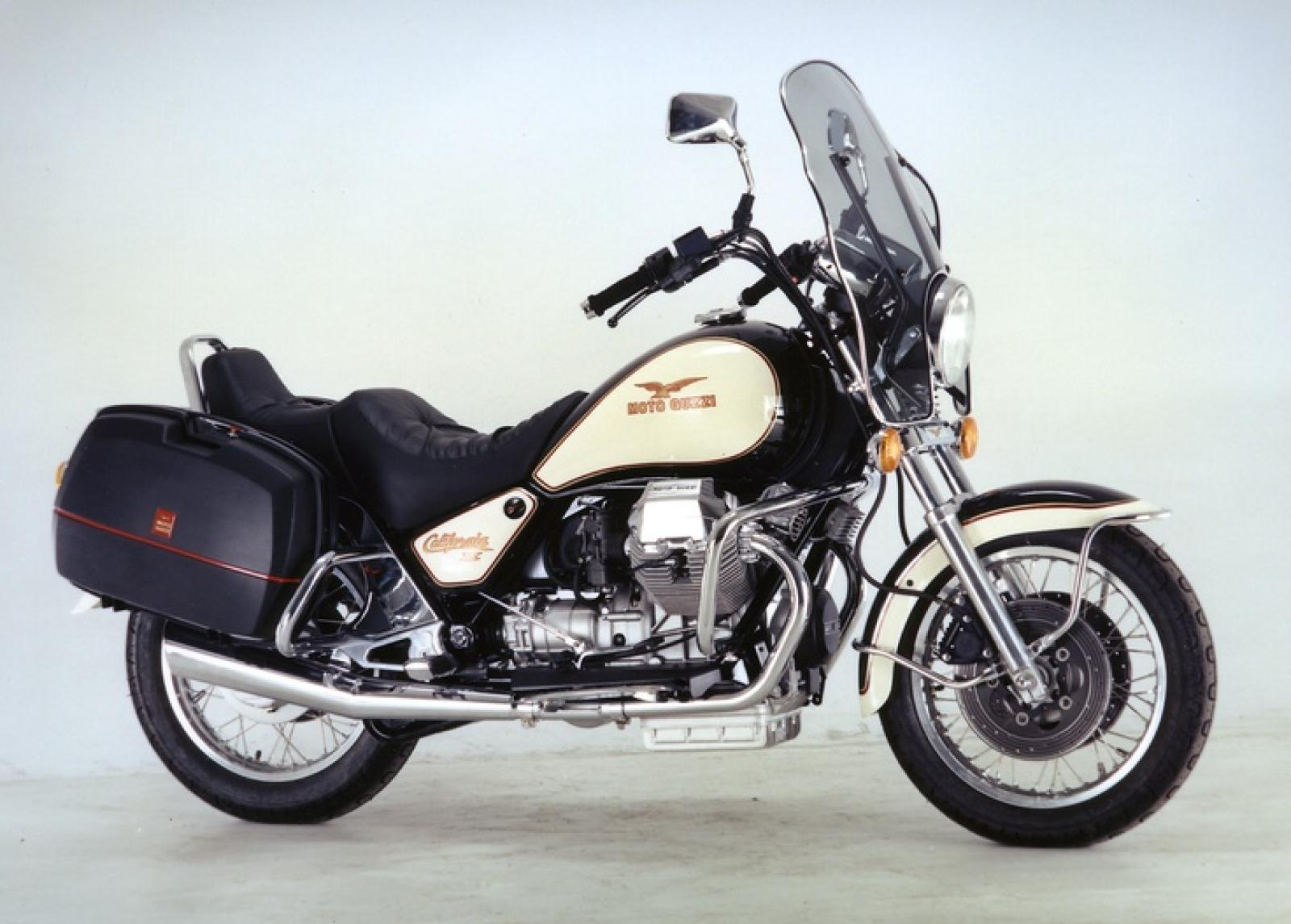 Moto Guzzi California III 1993 images #108666