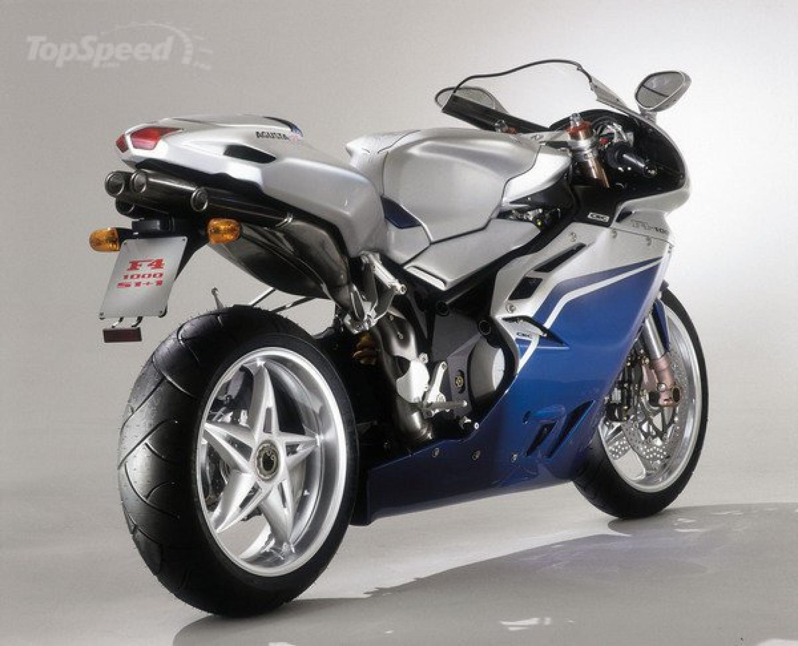 MV Agusta F4 S 1+1 2002 images #113776