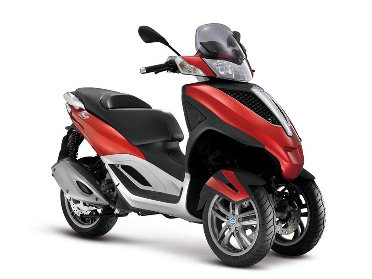 Piaggio MP3 125 Yourban 2011 wallpapers #144538