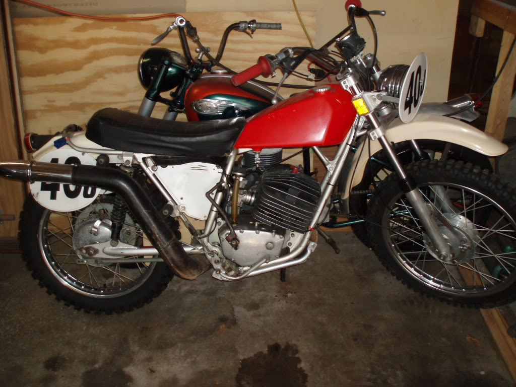 Puch 175 Enduro 1972 images #121274