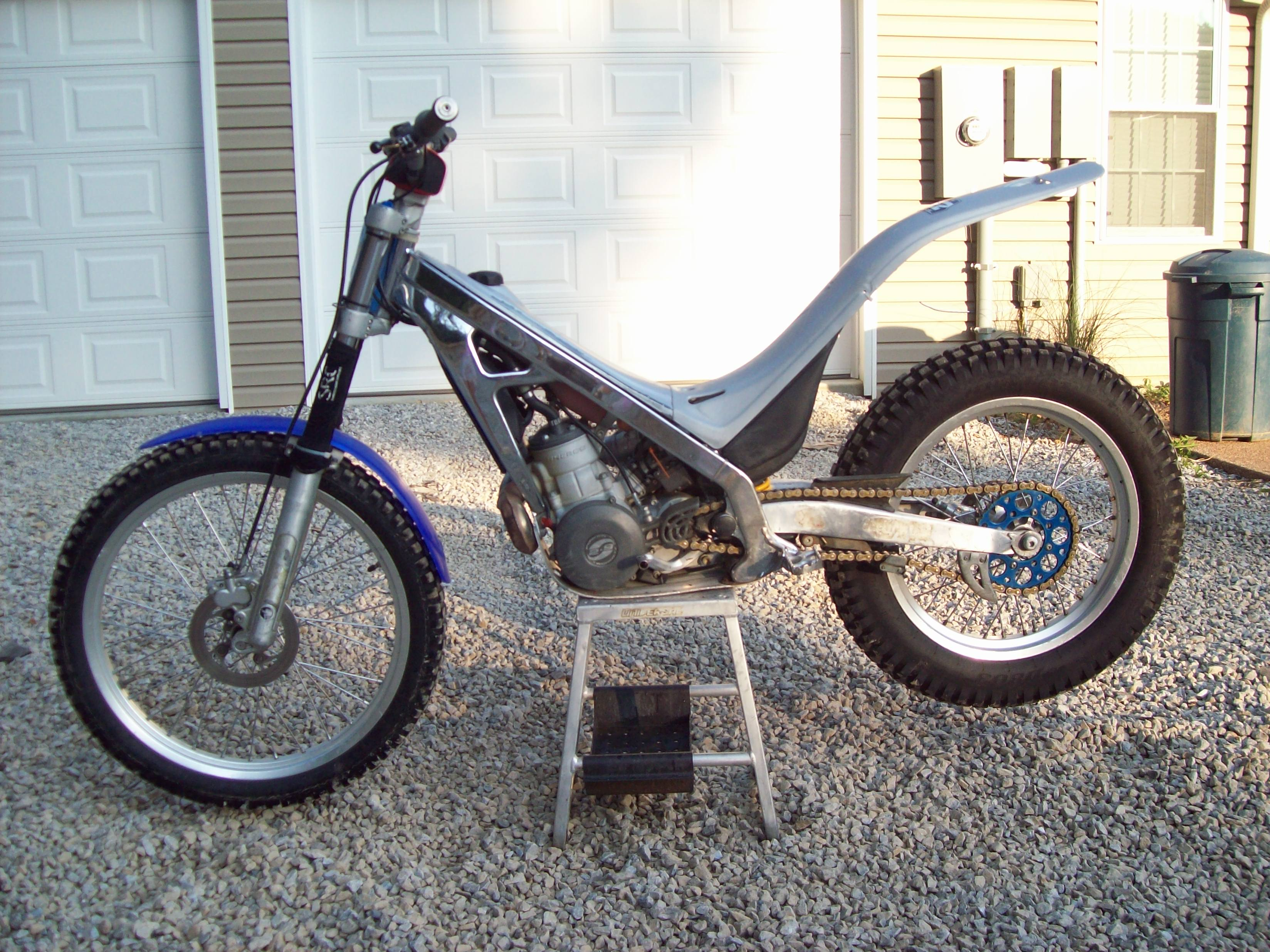 Sherco 2.0 Trial 2004 images #124536