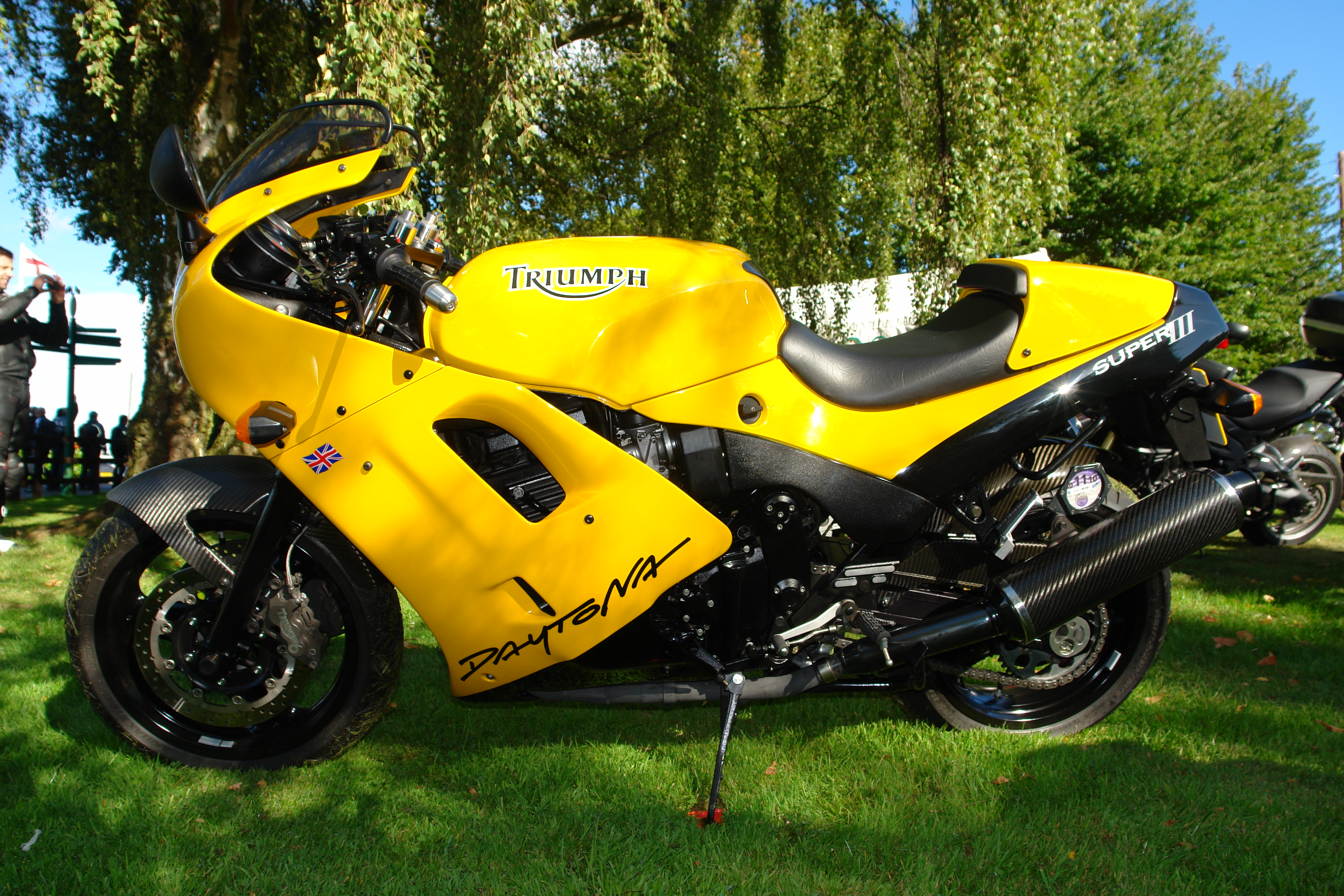 Triumph Daytona Super III 1994 wallpapers #130457
