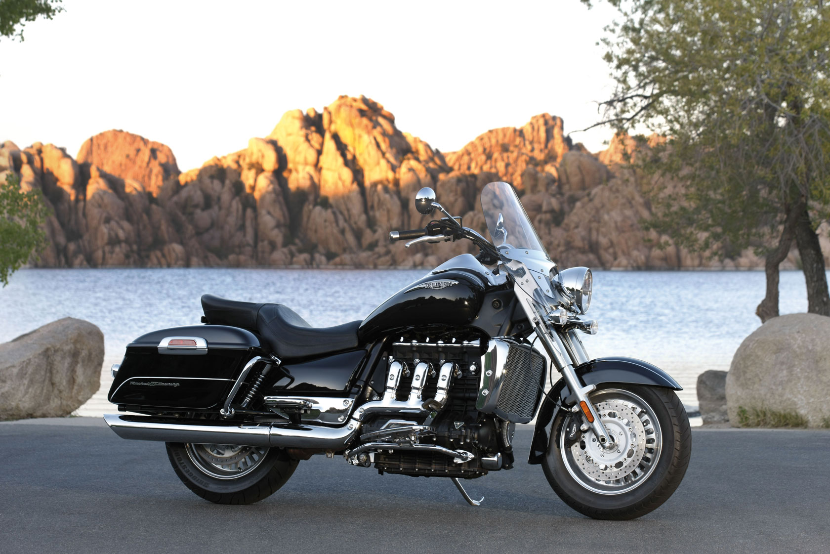 Triumph Rocket III Touring 2008 images #126125