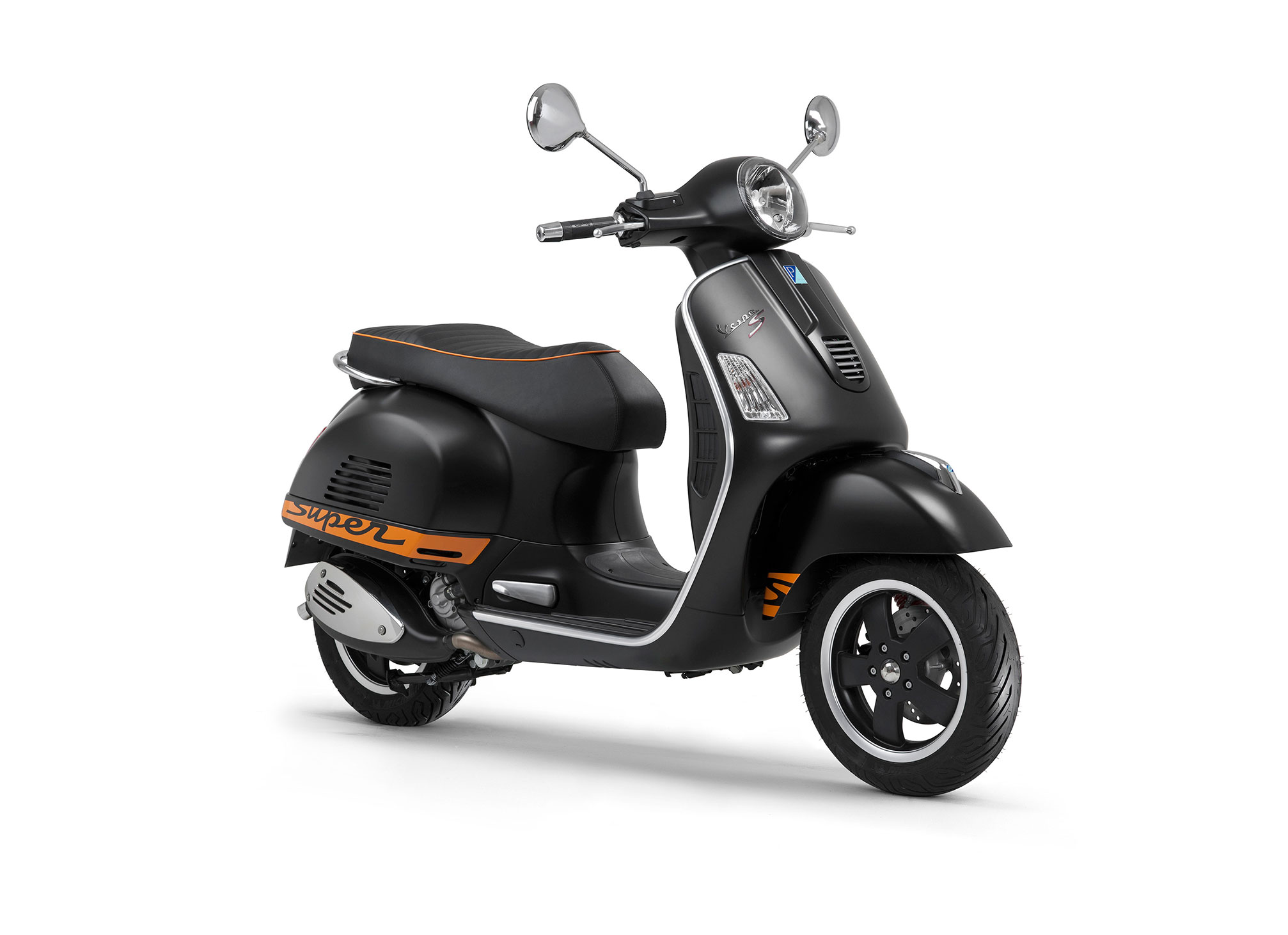 Vespa GTS SuperSport 300 ie wallpapers #132345
