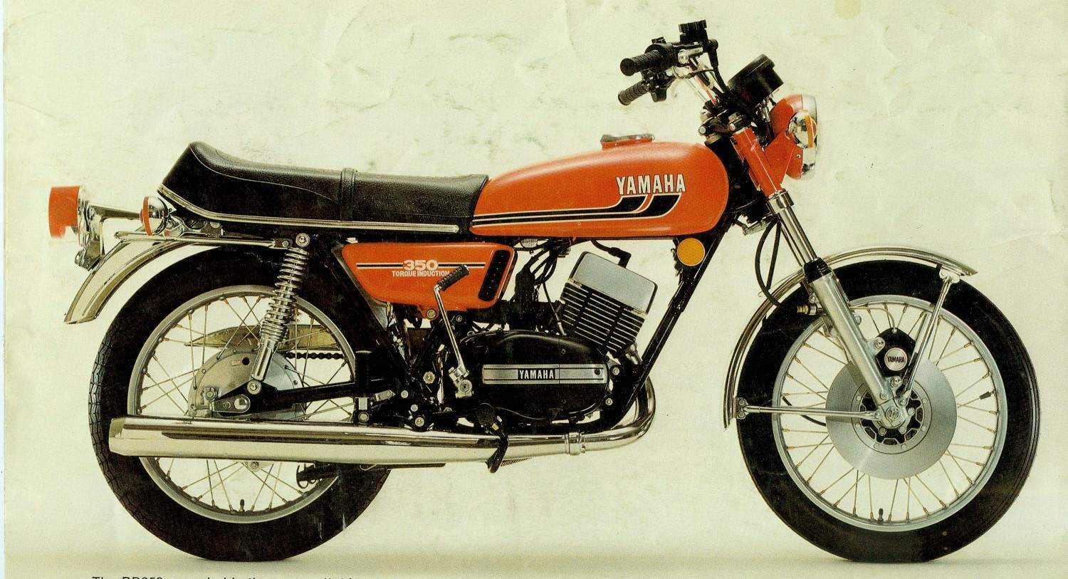 Yamaha RD 50 1974 wallpapers #135513