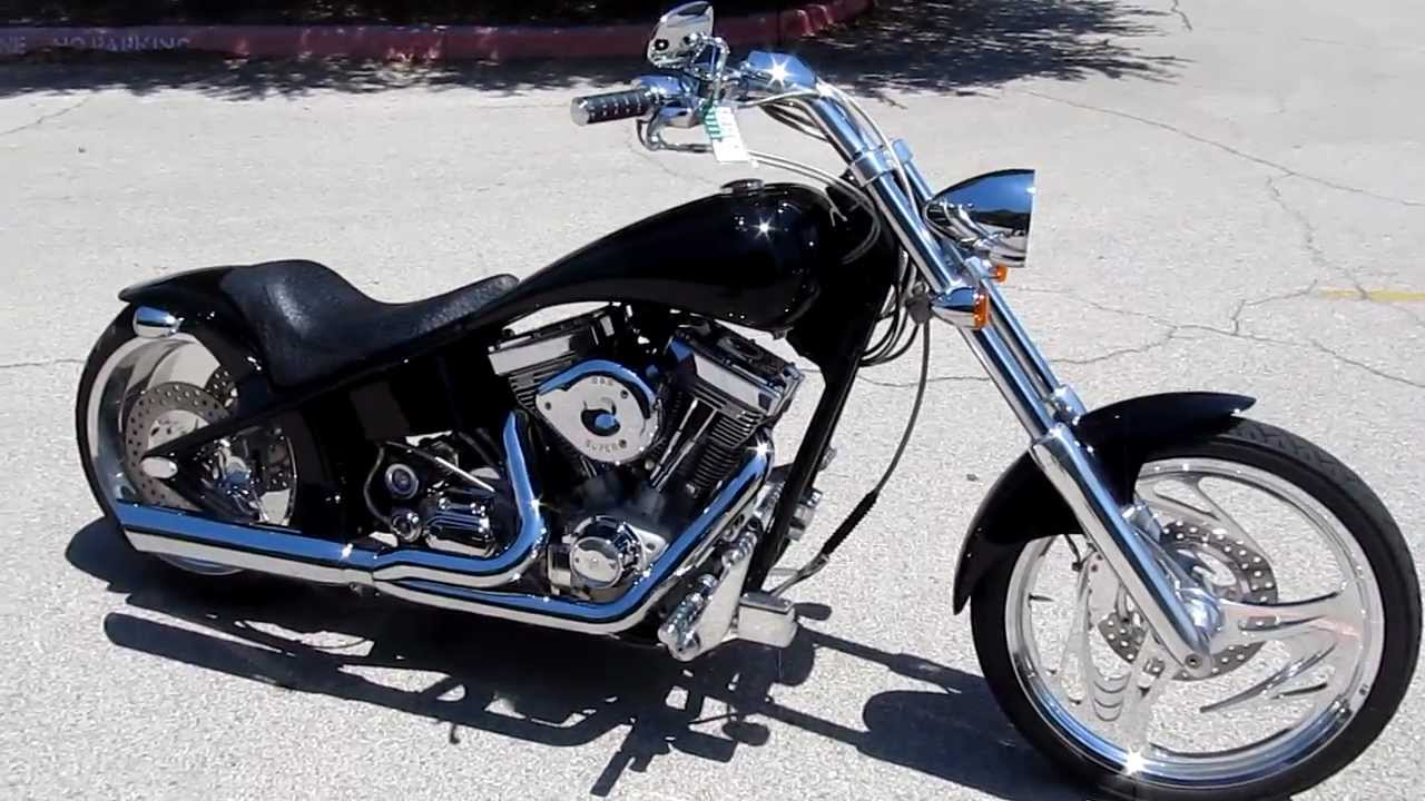 American IronHorse Slammer: pics, specs and list of seriess by year