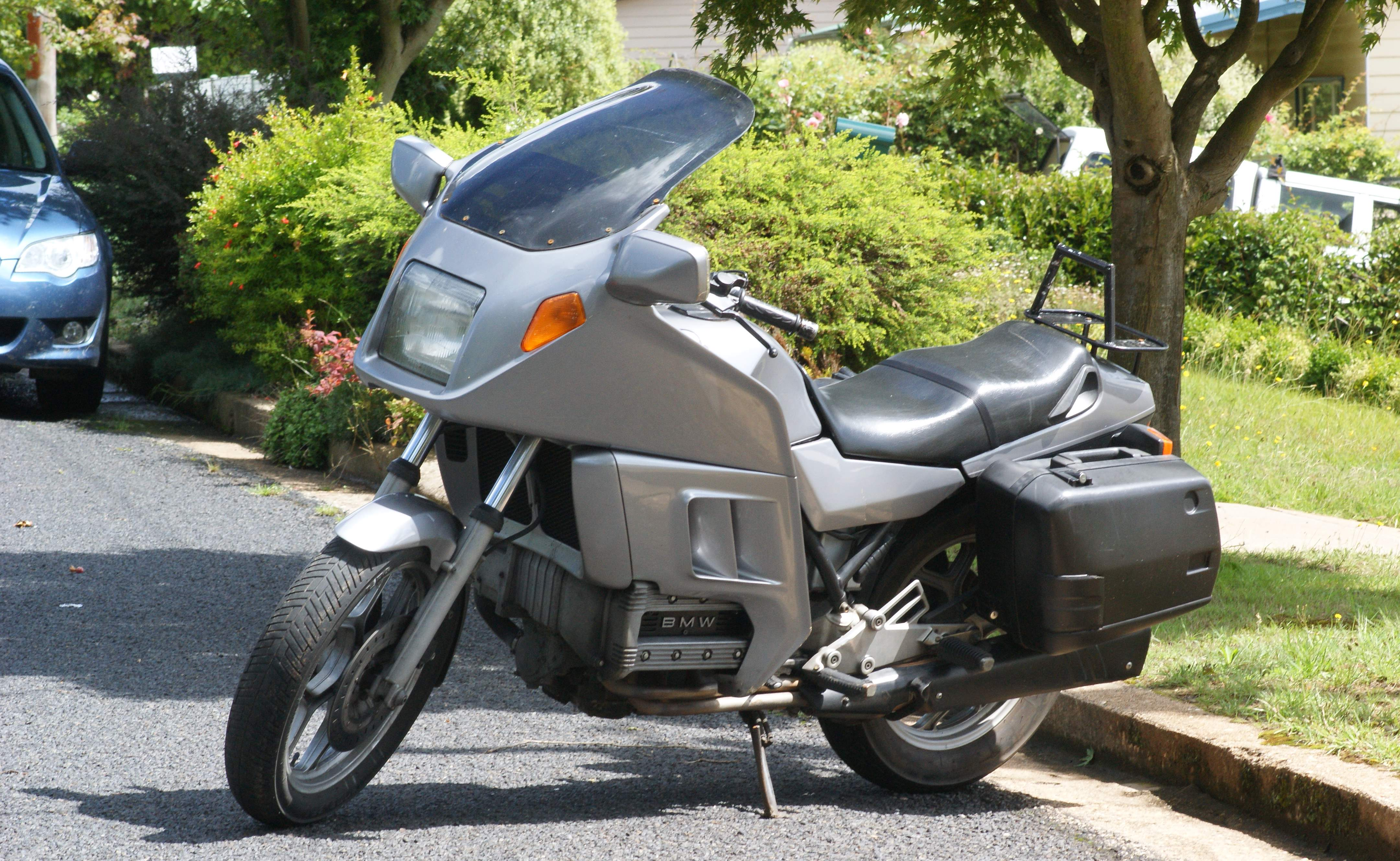 BMW K100RT 1987 images #12215